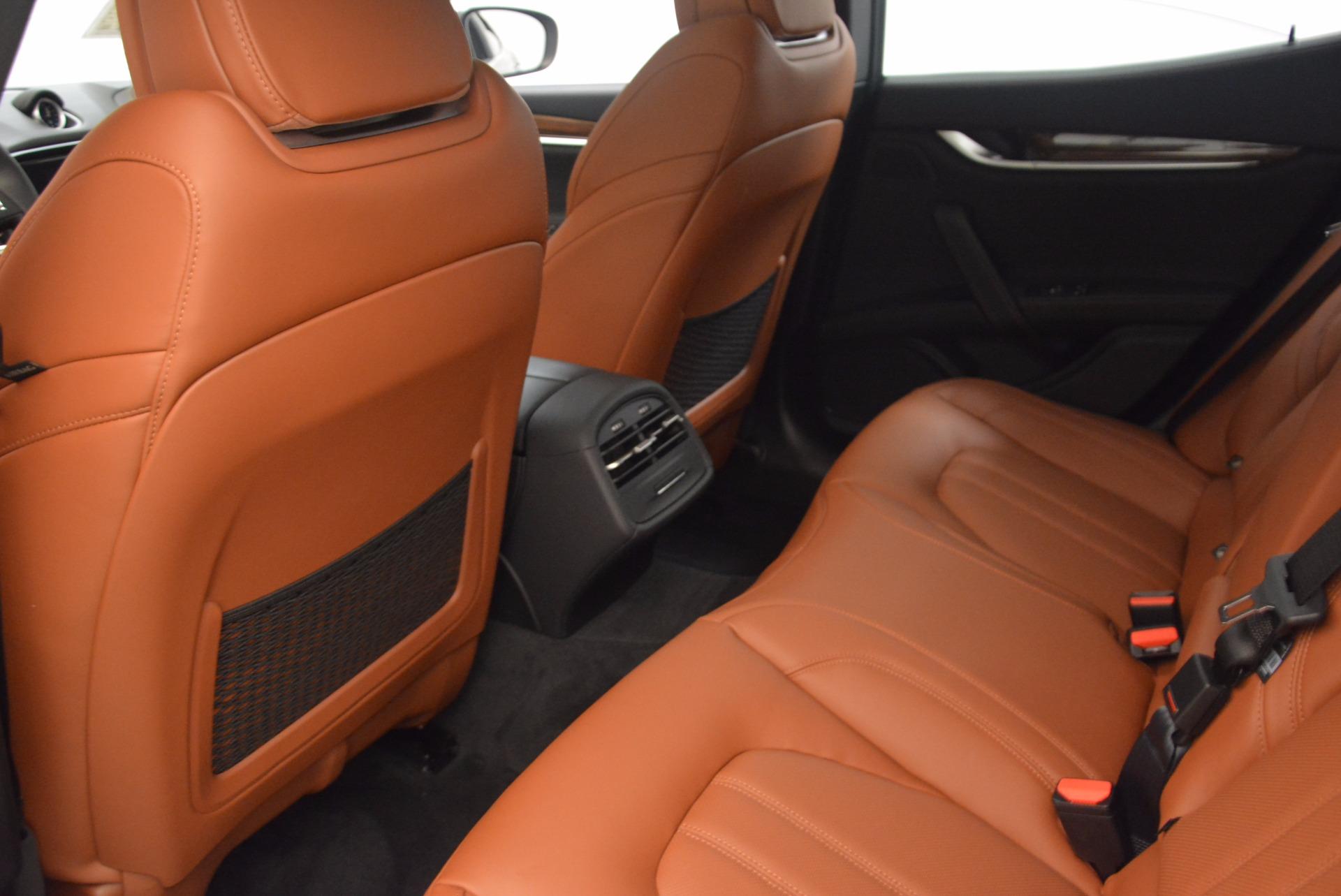 New 2018 Maserati Ghibli S Q4 Gransport For Sale In Westport, CT 1562_p17