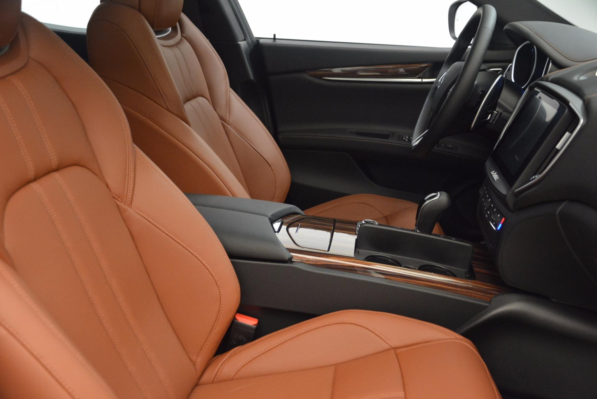 New 2018 Maserati Ghibli S Q4 Gransport For Sale In Westport, CT 1562_p20