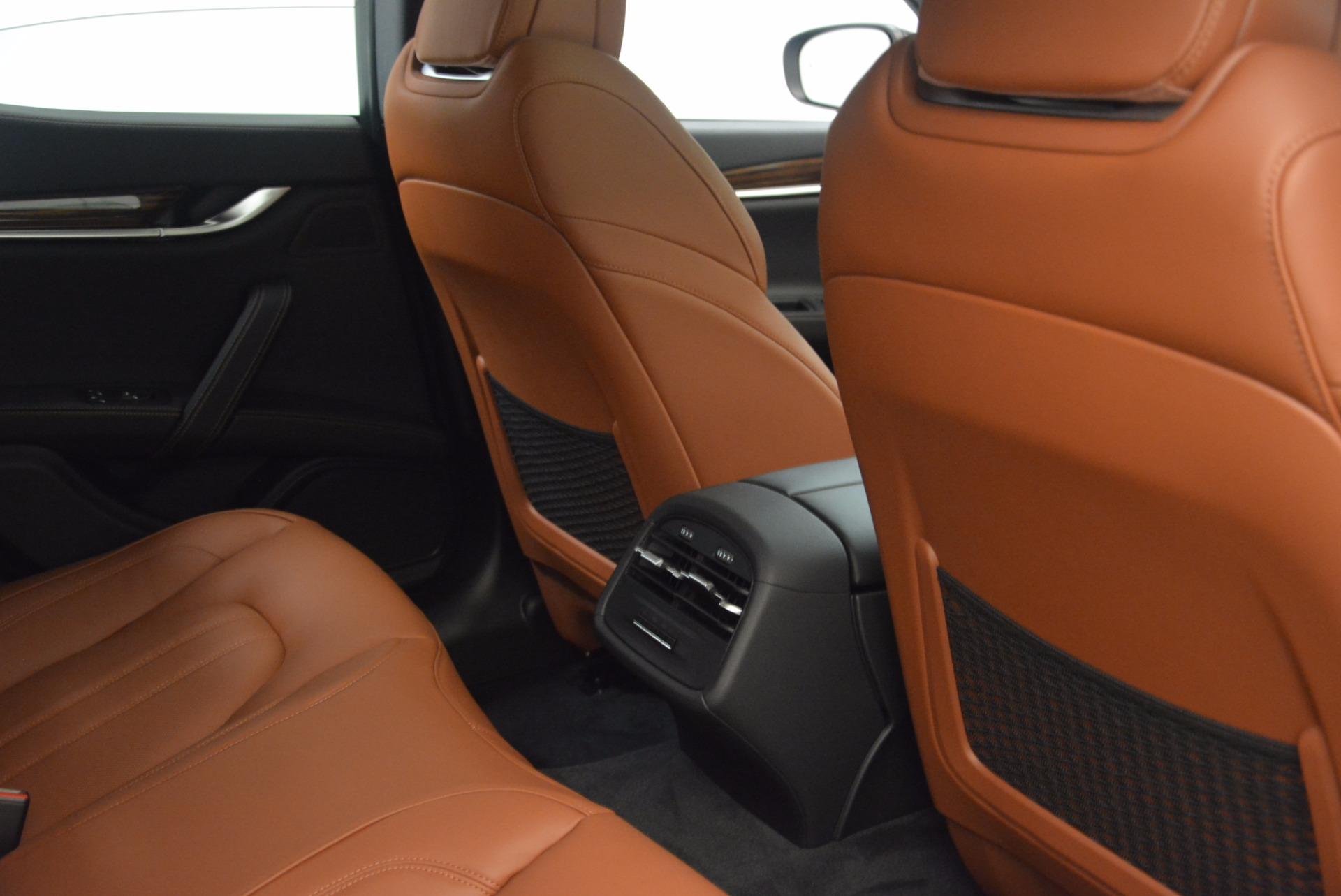 New 2018 Maserati Ghibli S Q4 Gransport For Sale In Westport, CT 1562_p23