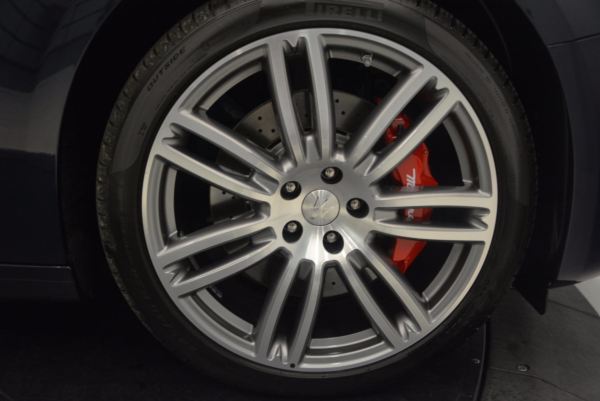 New 2018 Maserati Ghibli S Q4 Gransport For Sale In Westport, CT 1562_p26