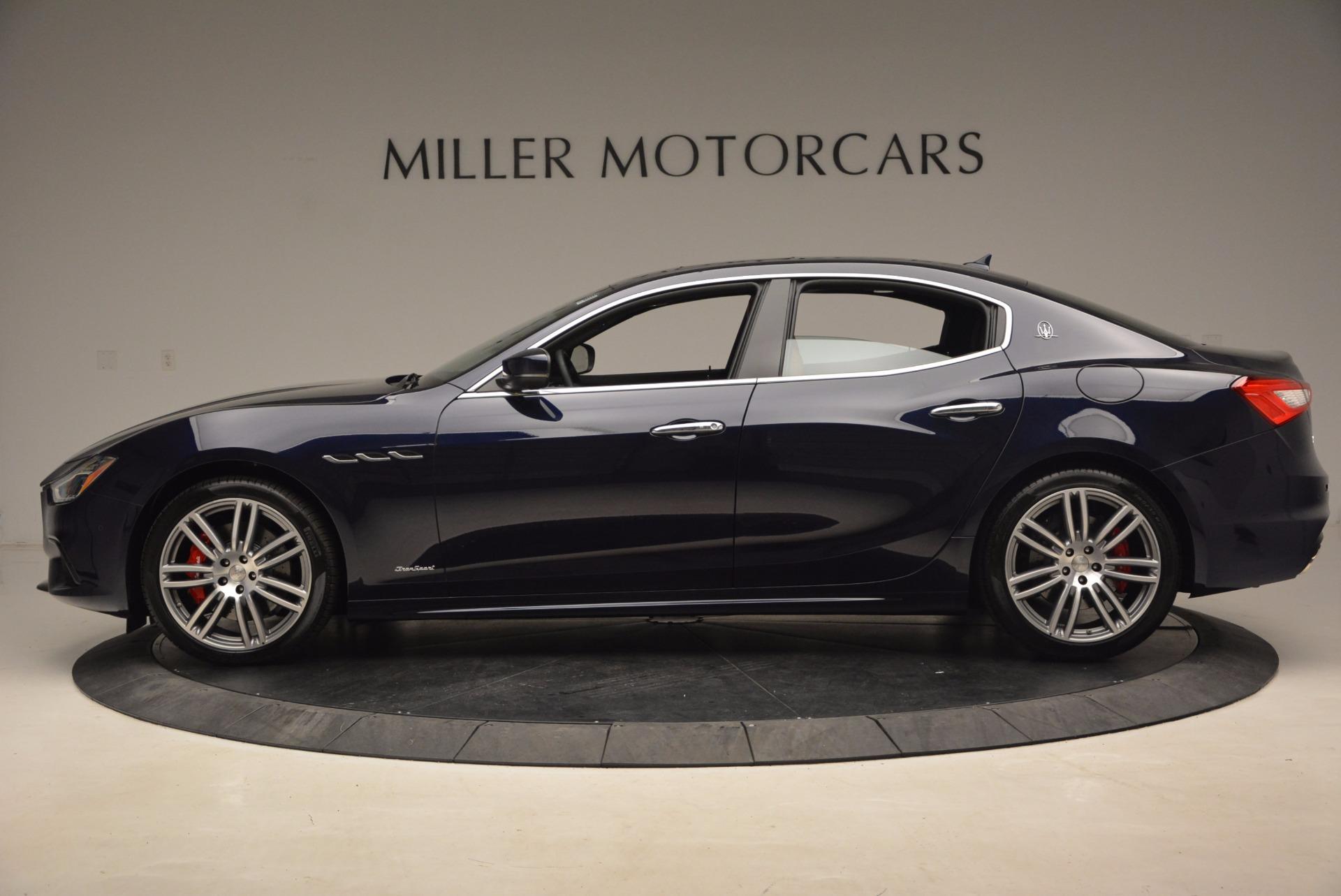 New 2018 Maserati Ghibli S Q4 Gransport For Sale In Westport, CT 1562_p3