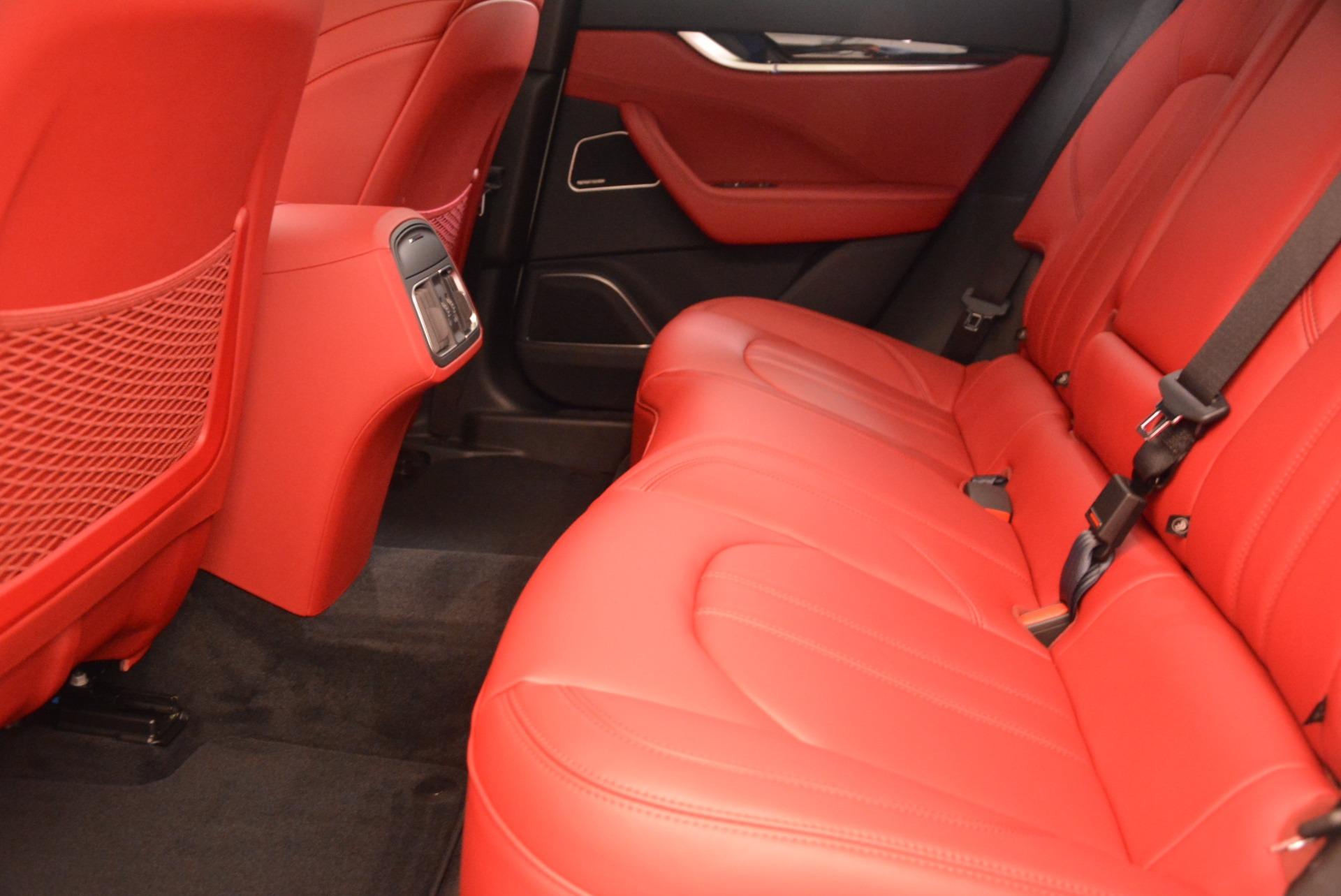 New 2018 Maserati Levante Q4 GranSport For Sale In Westport, CT 1563_p17