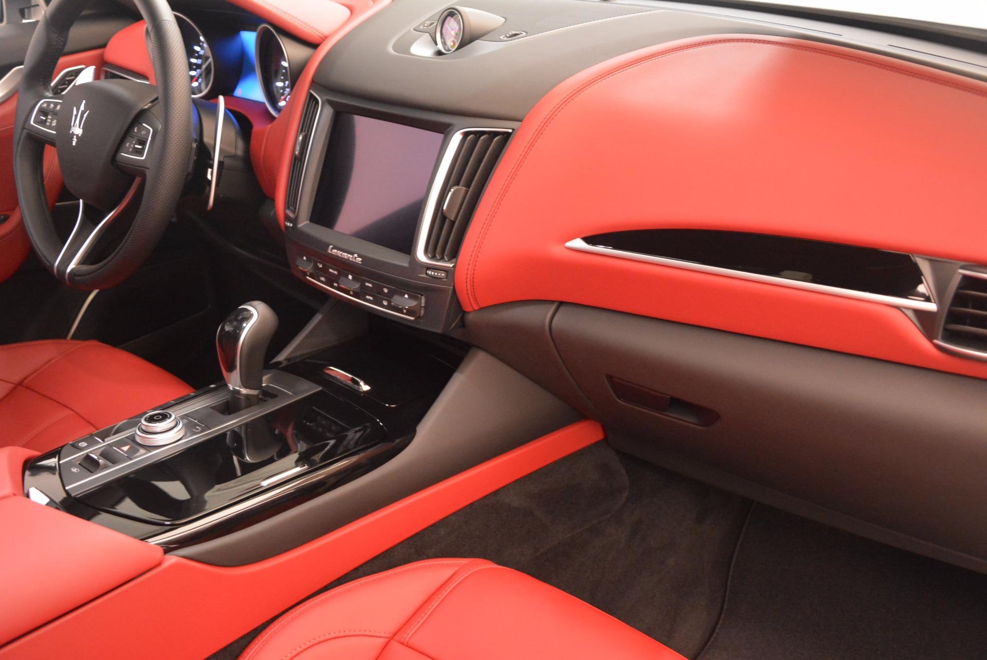 New 2018 Maserati Levante Q4 GranSport For Sale In Westport, CT 1563_p19