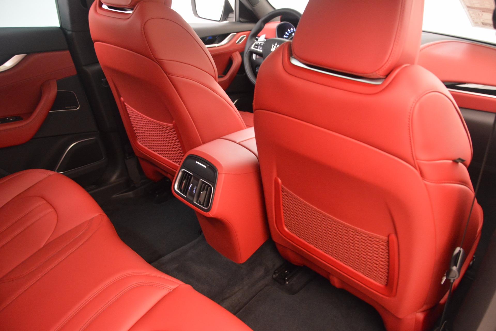 New 2018 Maserati Levante Q4 GranSport For Sale In Westport, CT 1563_p22