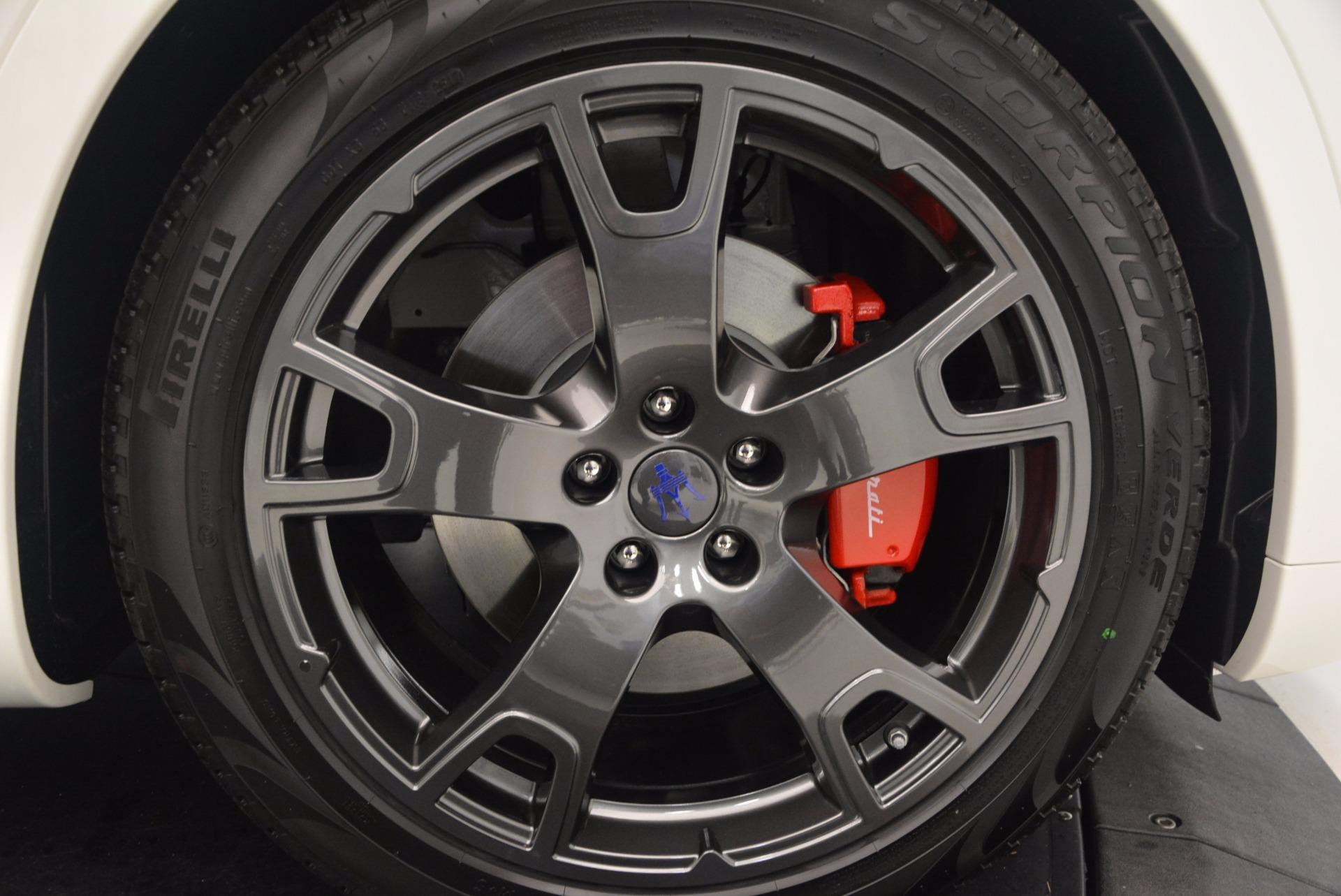 New 2018 Maserati Levante Q4 GranSport For Sale In Westport, CT 1563_p25