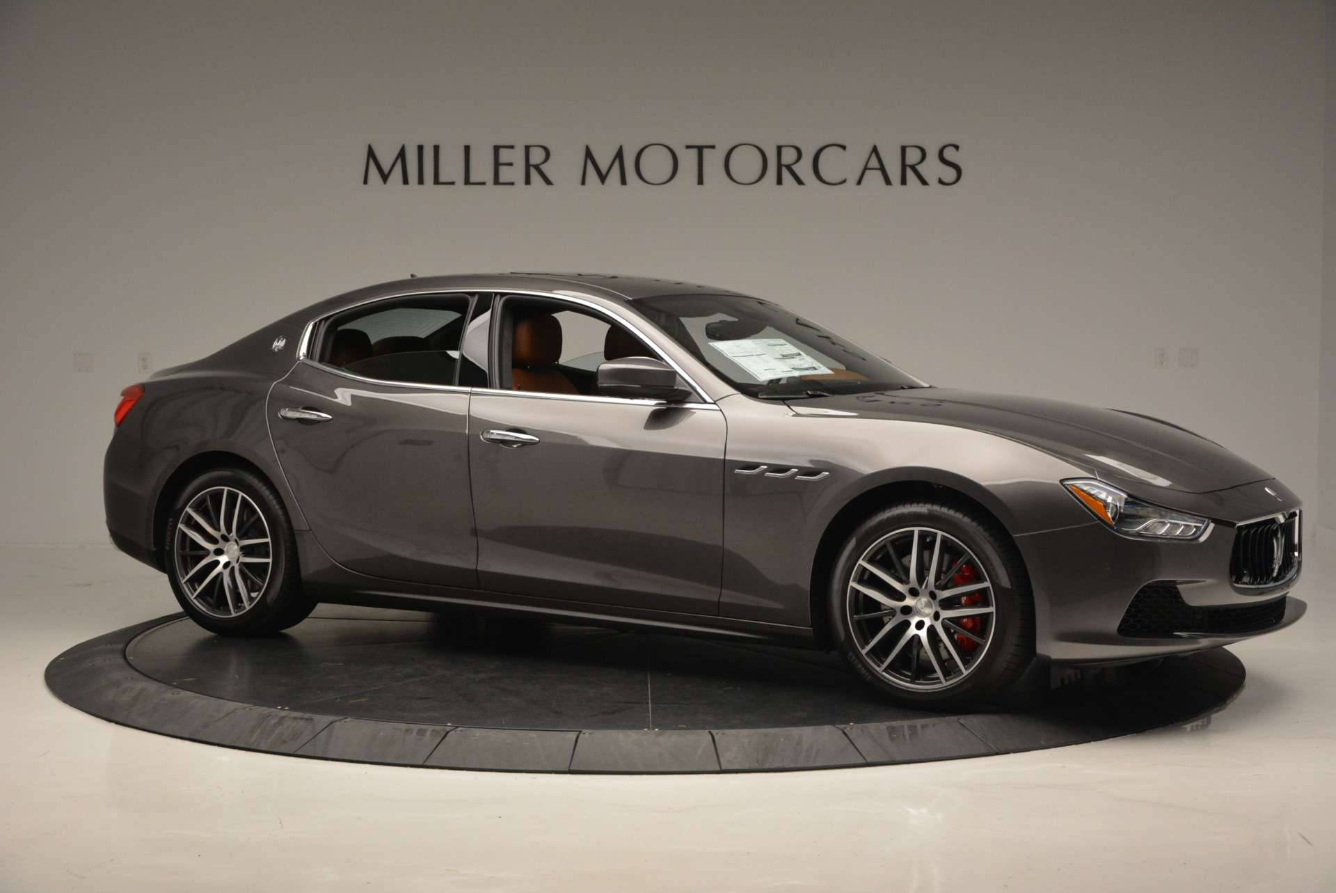 Used 2018 Maserati Ghibli S Q4 For Sale In Westport, CT 1566_p10