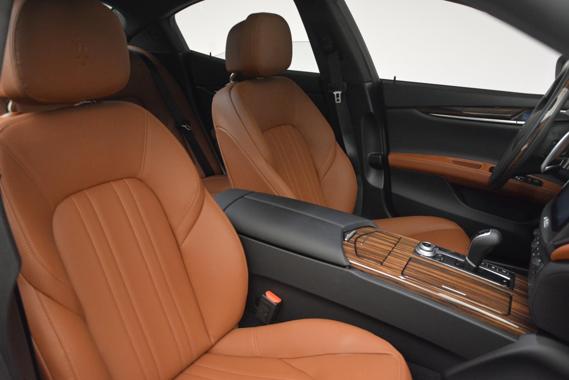 Used 2018 Maserati Ghibli S Q4 For Sale In Westport, CT 1566_p15