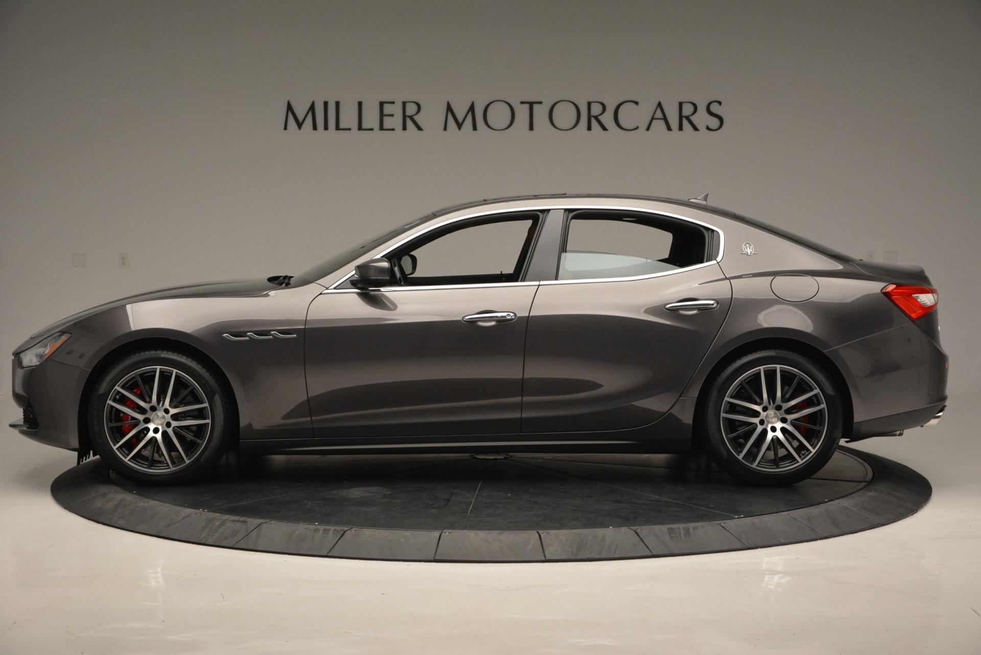 Used 2018 Maserati Ghibli S Q4 For Sale In Westport, CT 1566_p3