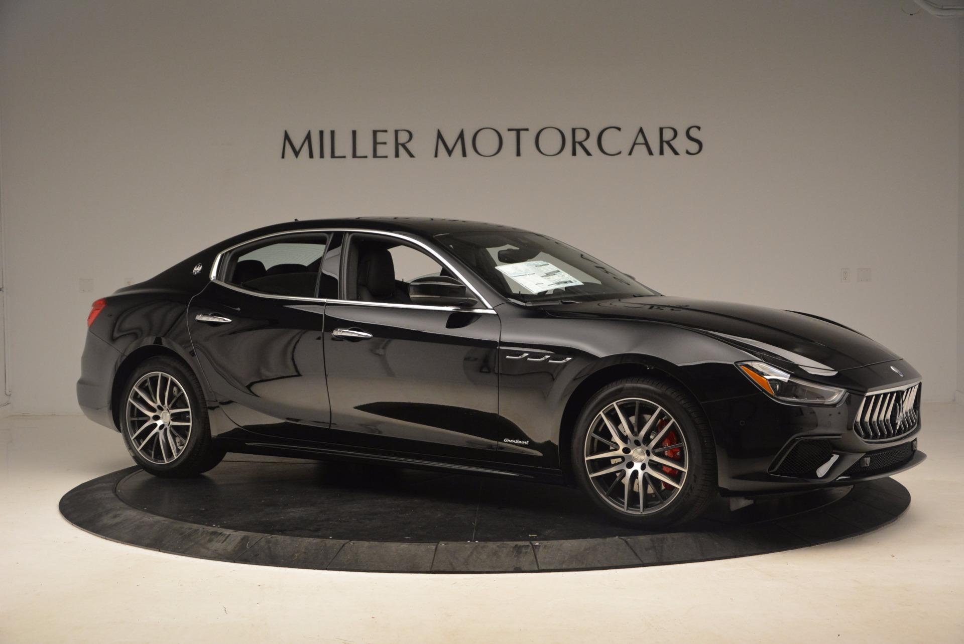 Used 2018 Maserati Ghibli S Q4 Gransport For Sale In Westport, CT 1568_p10