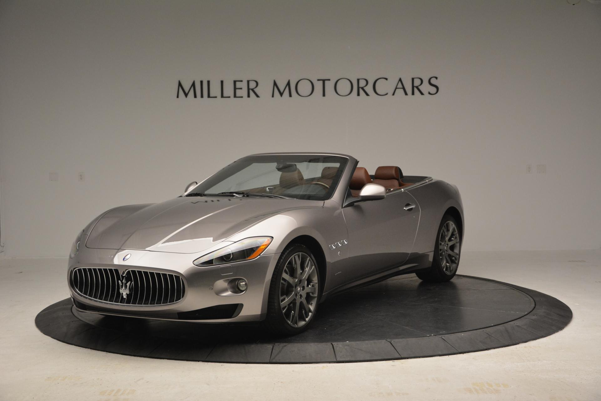 Used 2012 Maserati GranTurismo  For Sale In Westport, CT 157_main