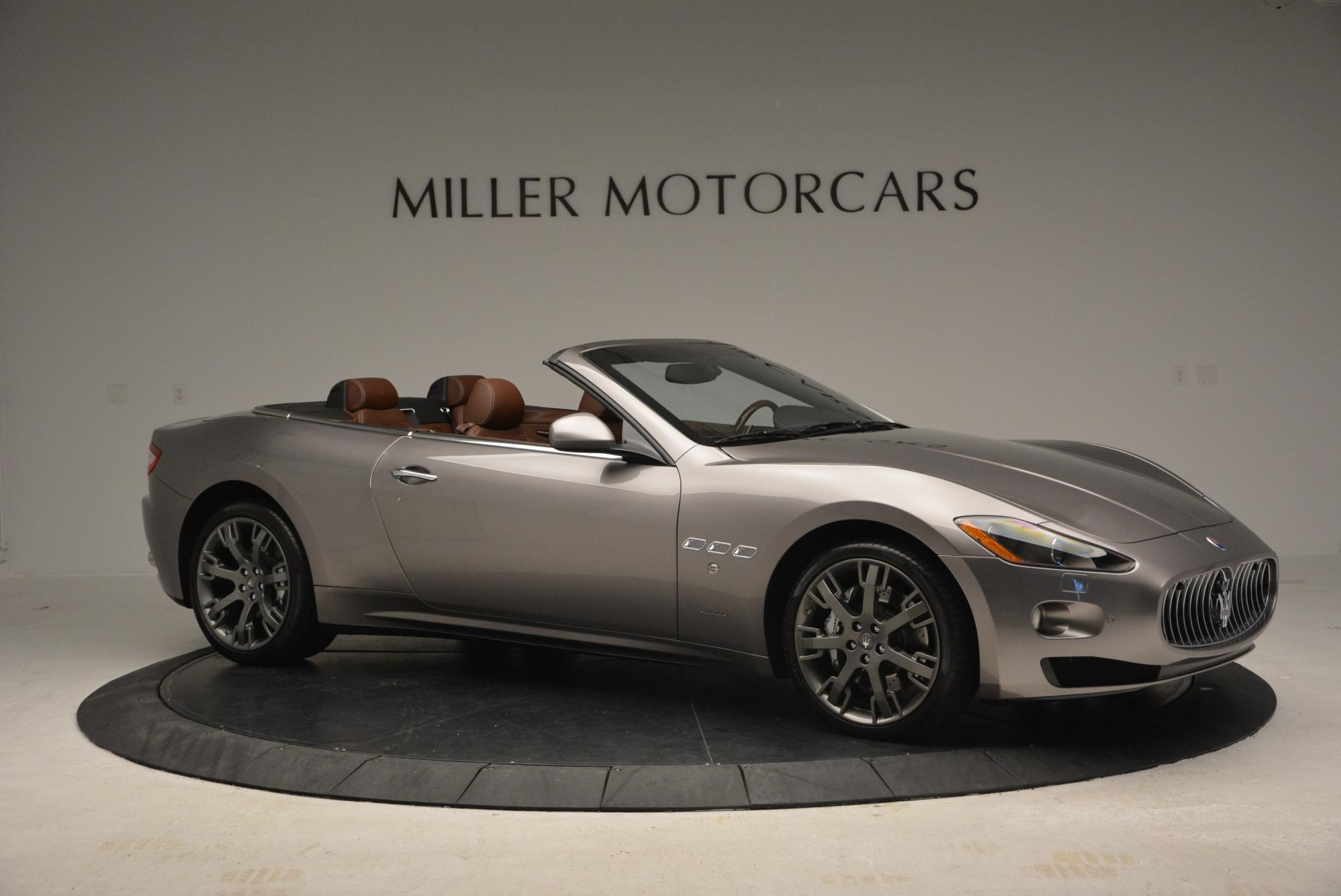 Used 2012 Maserati GranTurismo  For Sale In Westport, CT 157_p10