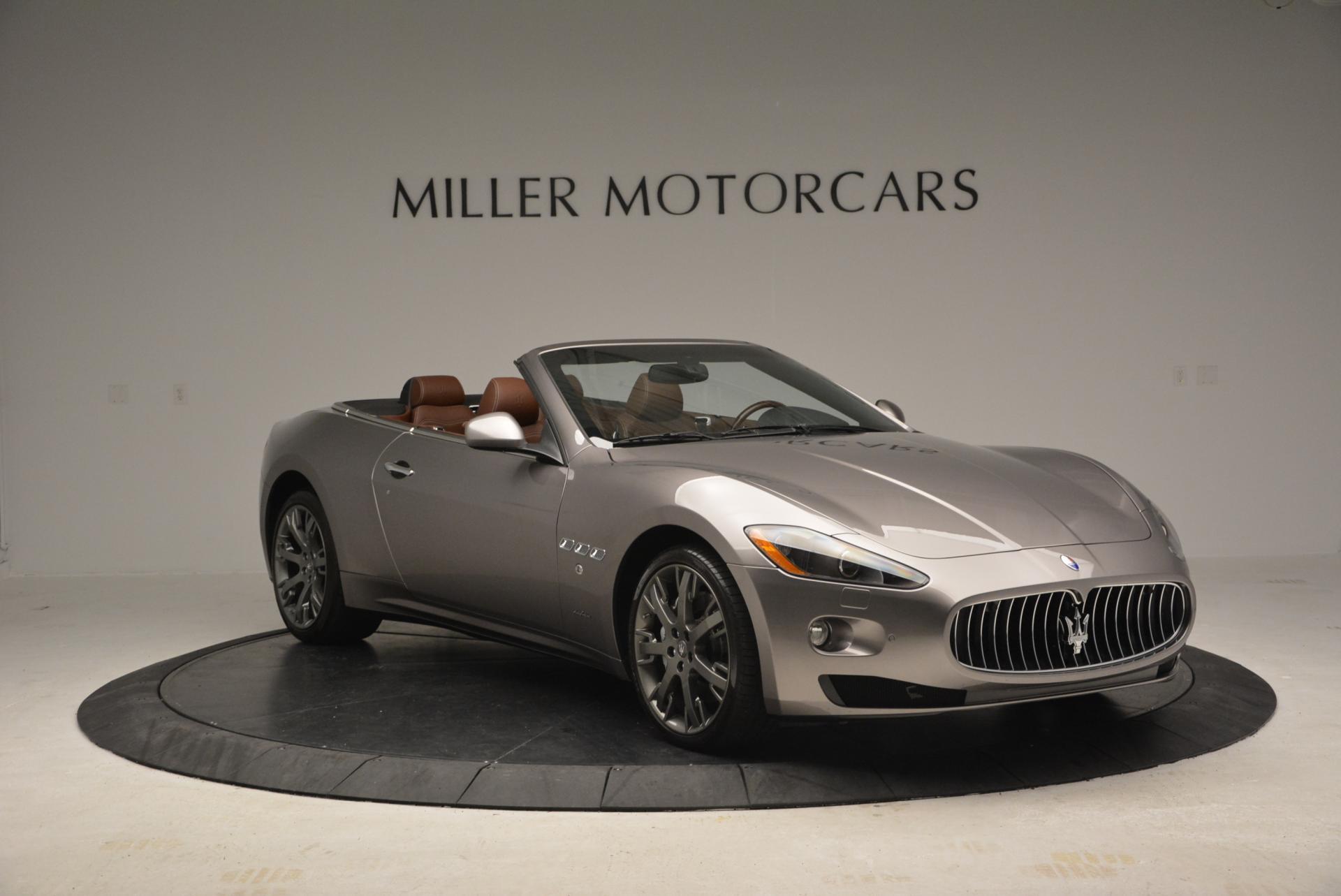 Used 2012 Maserati GranTurismo  For Sale In Westport, CT 157_p11