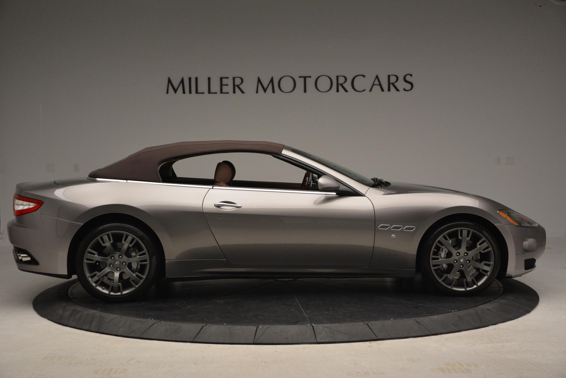 Used 2012 Maserati GranTurismo  For Sale In Westport, CT 157_p16
