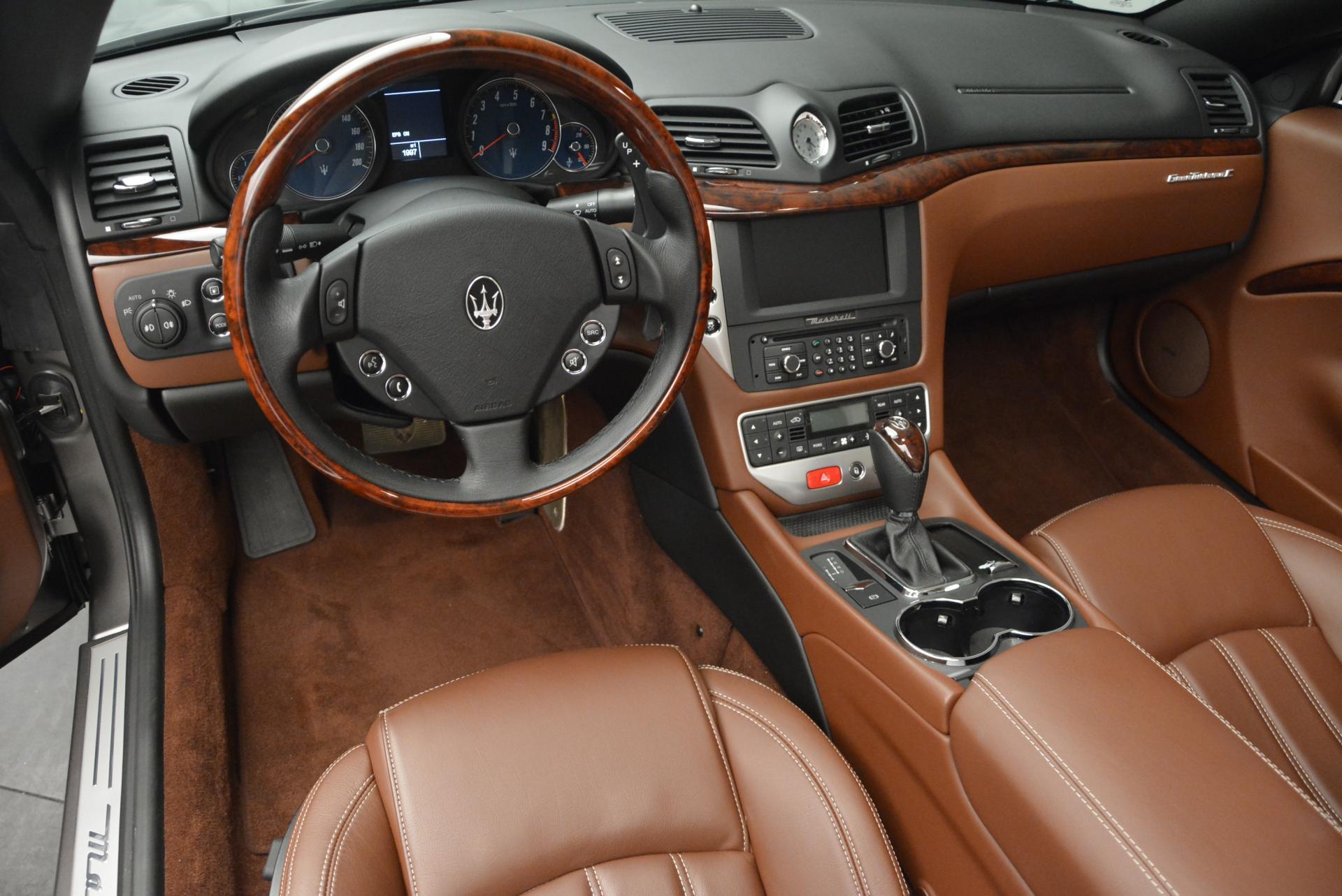 Used 2012 Maserati GranTurismo  For Sale In Westport, CT 157_p21