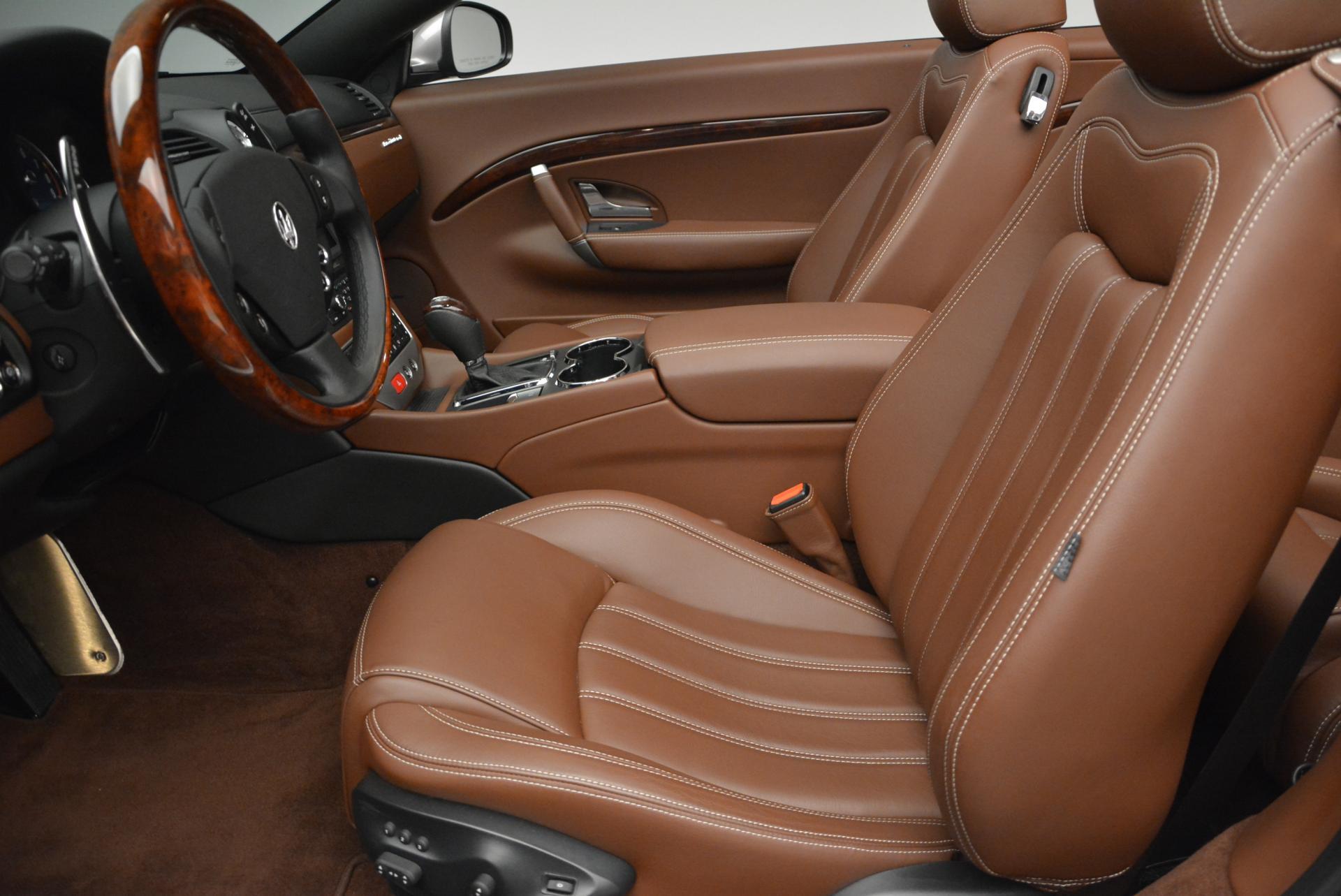 Used 2012 Maserati GranTurismo  For Sale In Westport, CT 157_p22
