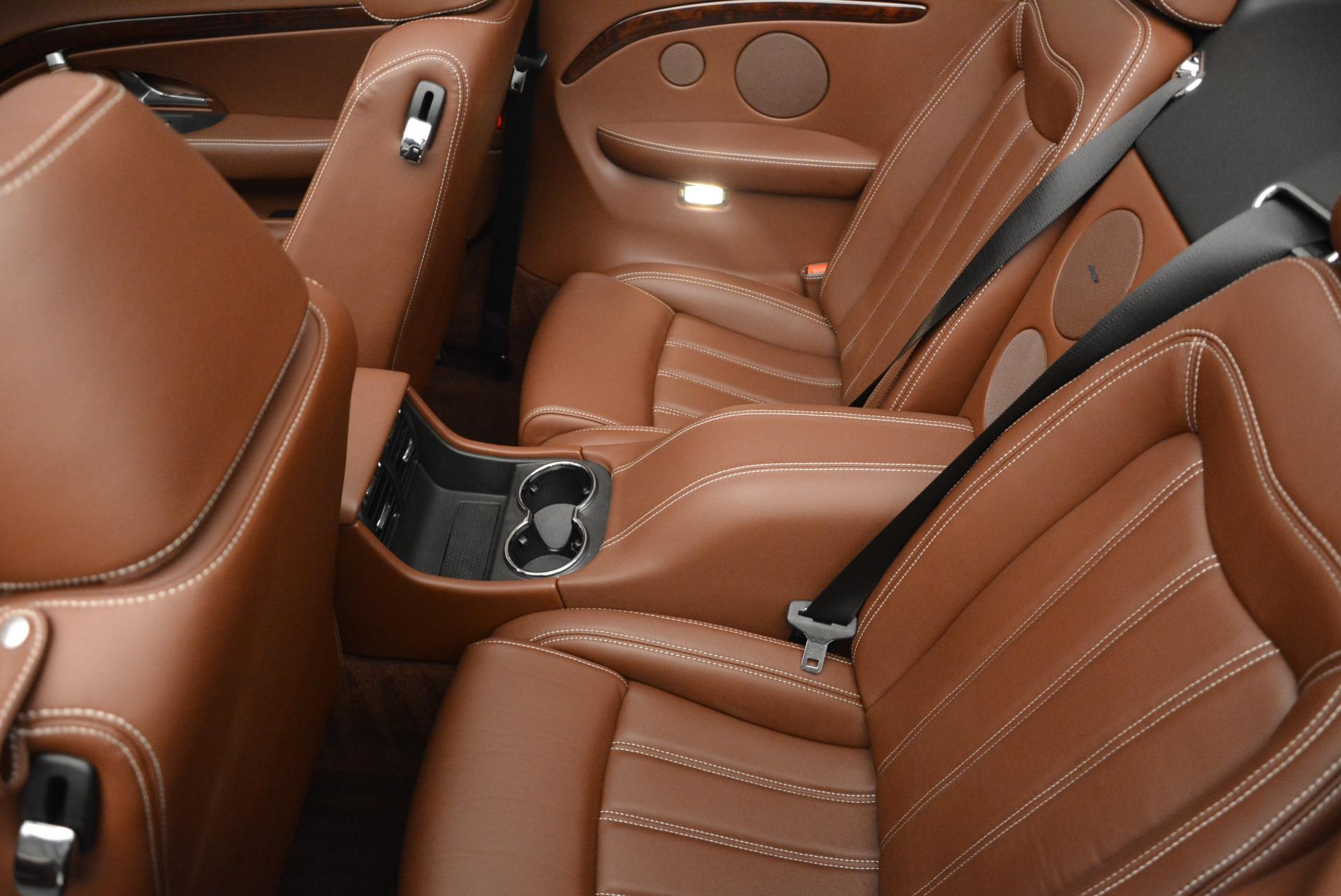 Used 2012 Maserati GranTurismo  For Sale In Westport, CT 157_p25
