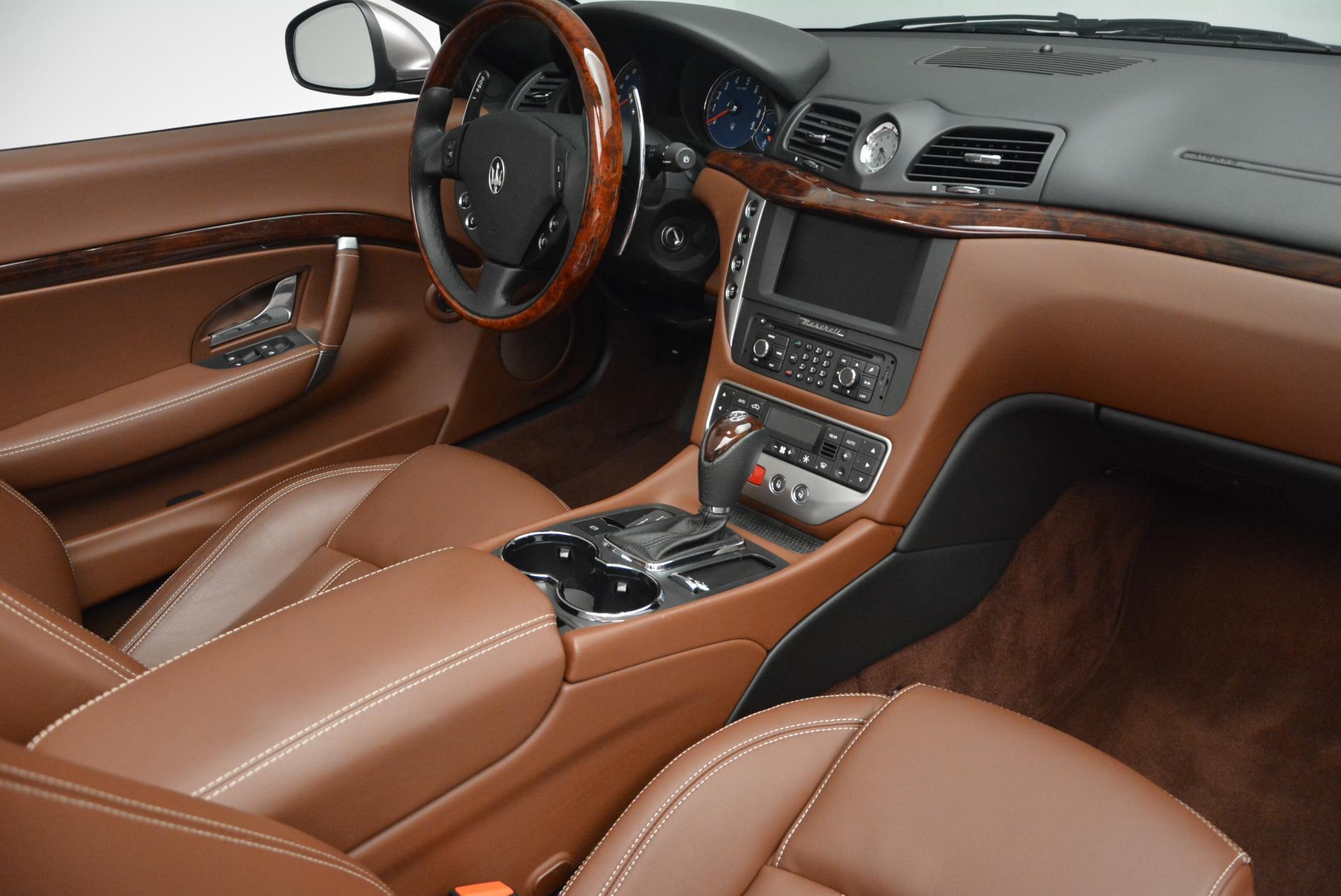 Used 2012 Maserati GranTurismo  For Sale In Westport, CT 157_p26