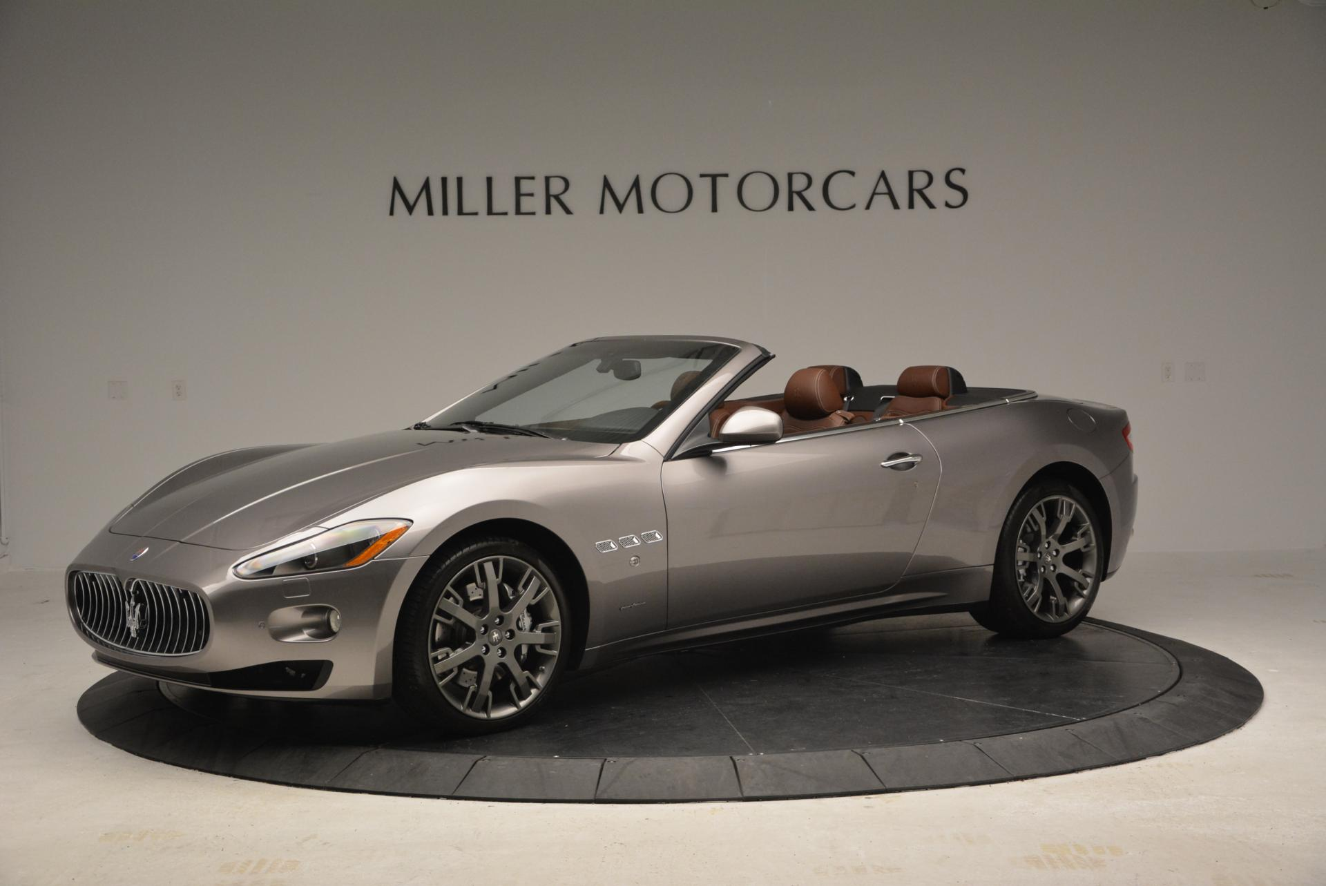 Used 2012 Maserati GranTurismo  For Sale In Westport, CT 157_p2