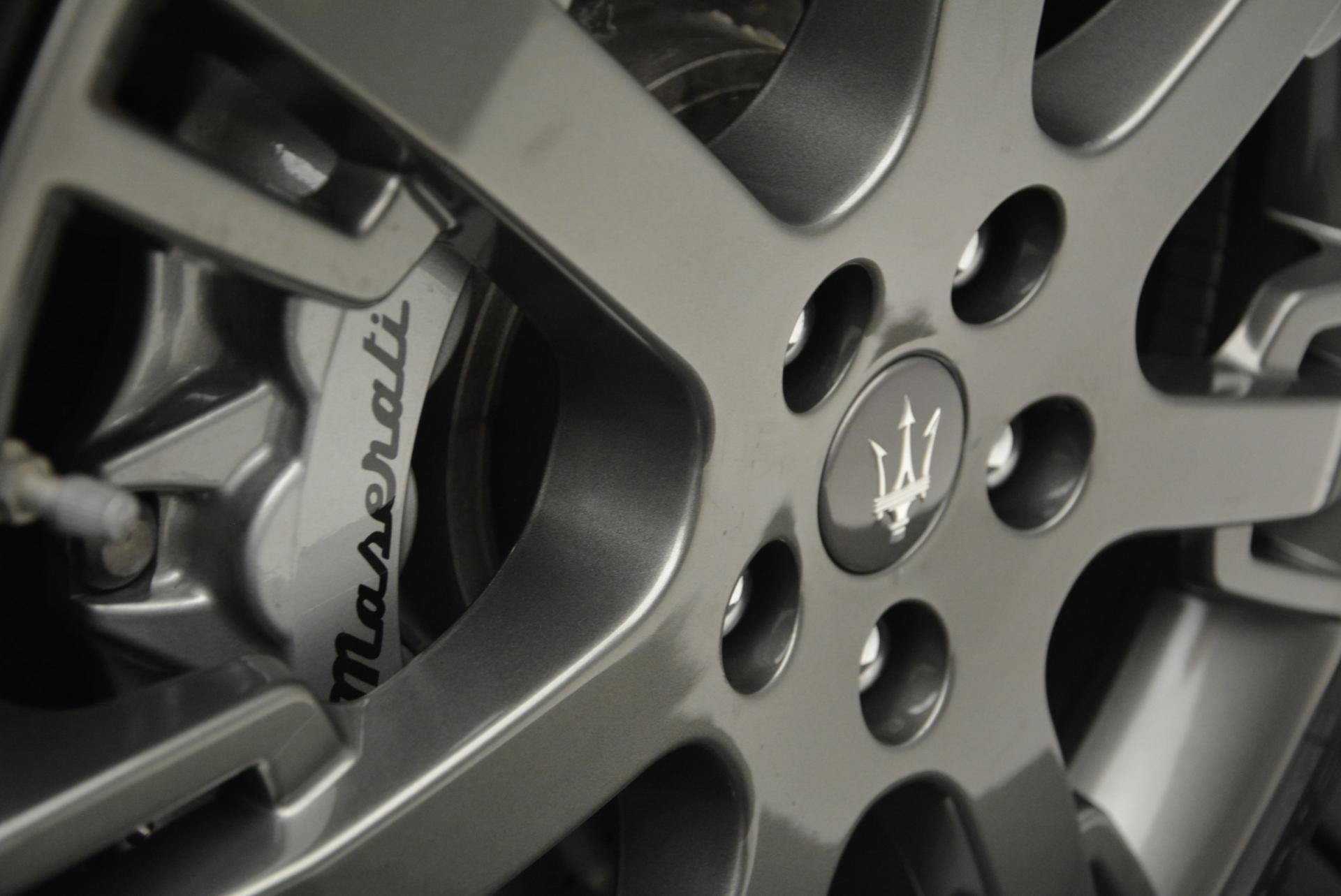 Used 2012 Maserati GranTurismo  For Sale In Westport, CT 157_p30