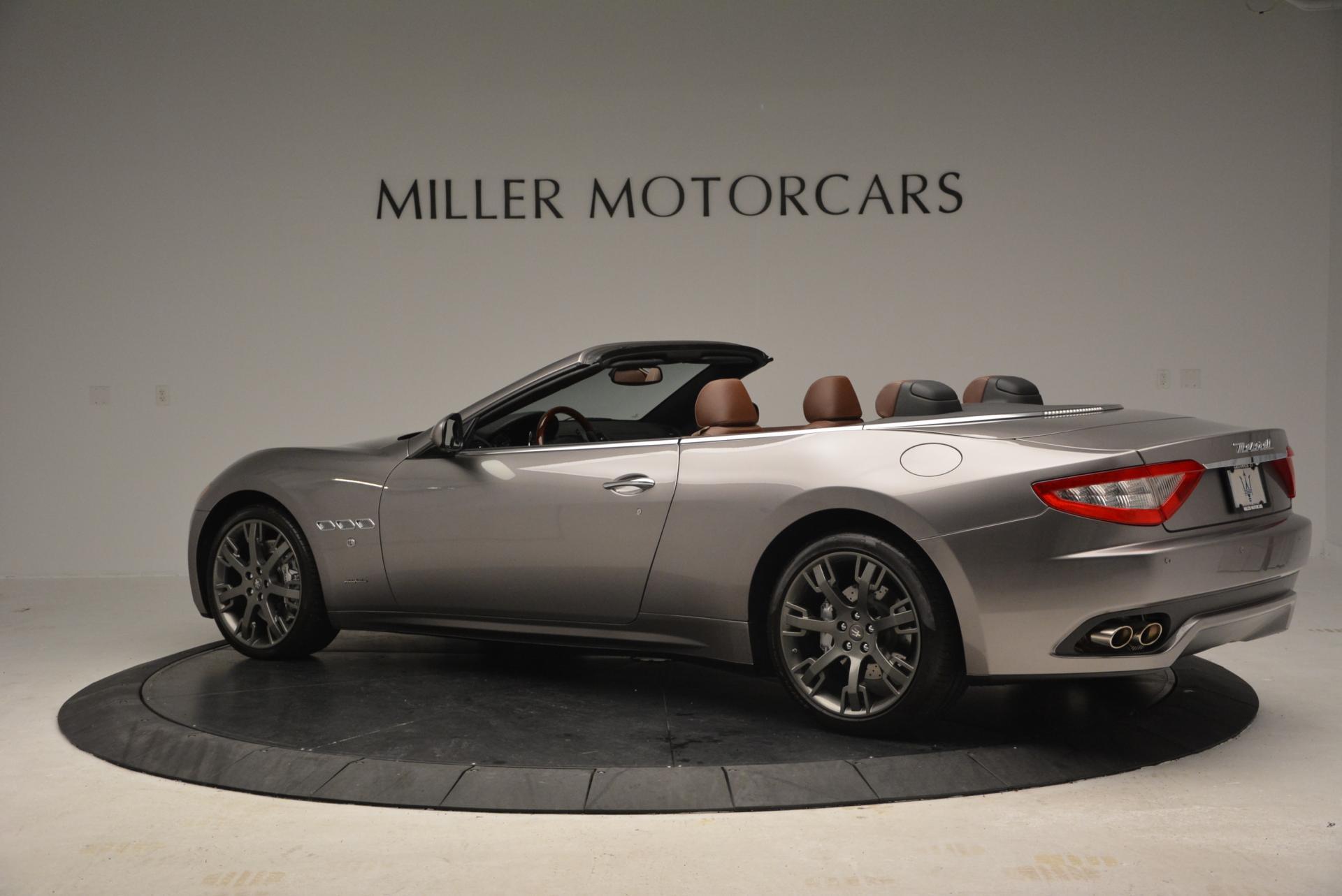 Used 2012 Maserati GranTurismo  For Sale In Westport, CT 157_p4