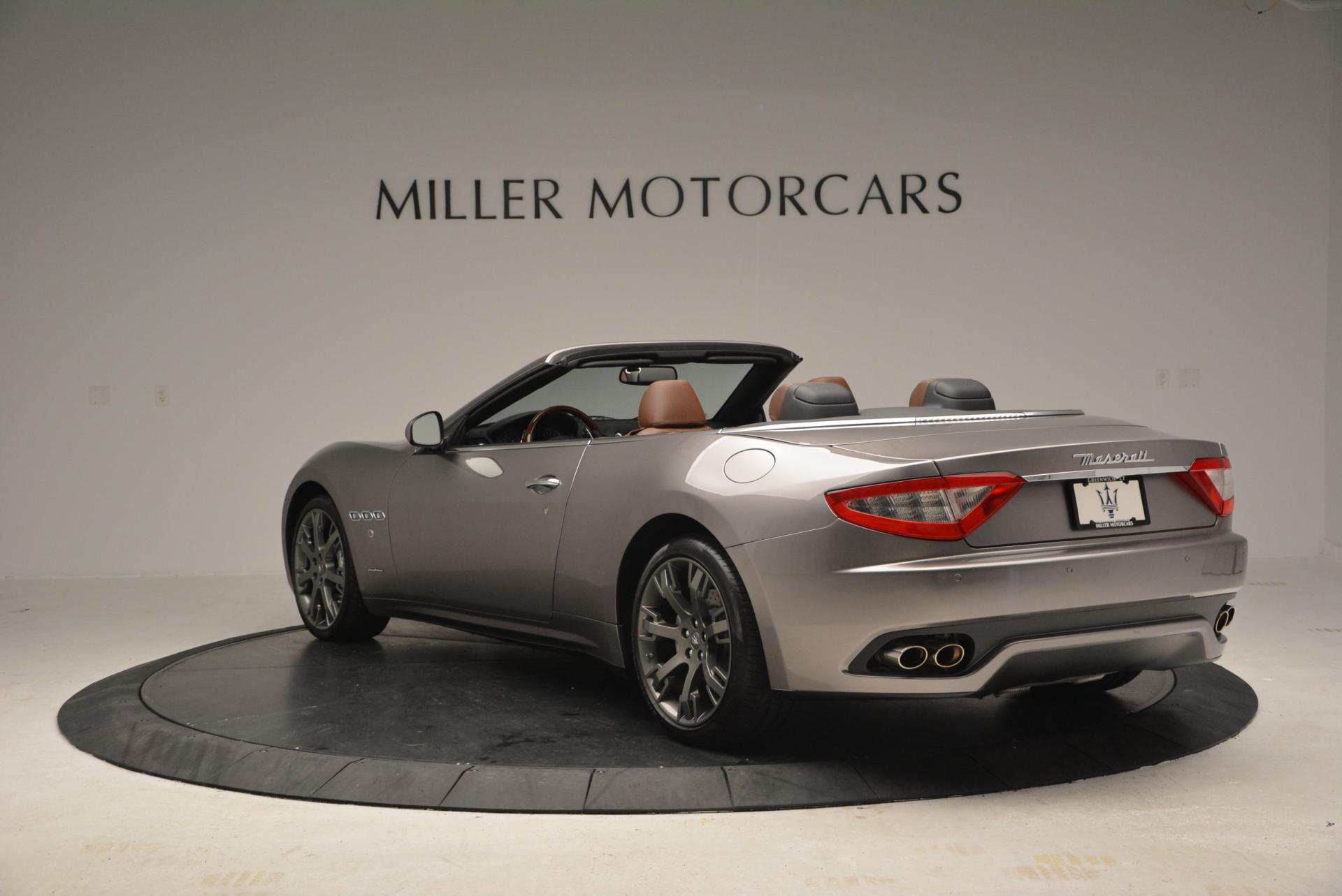 Used 2012 Maserati GranTurismo  For Sale In Westport, CT 157_p5