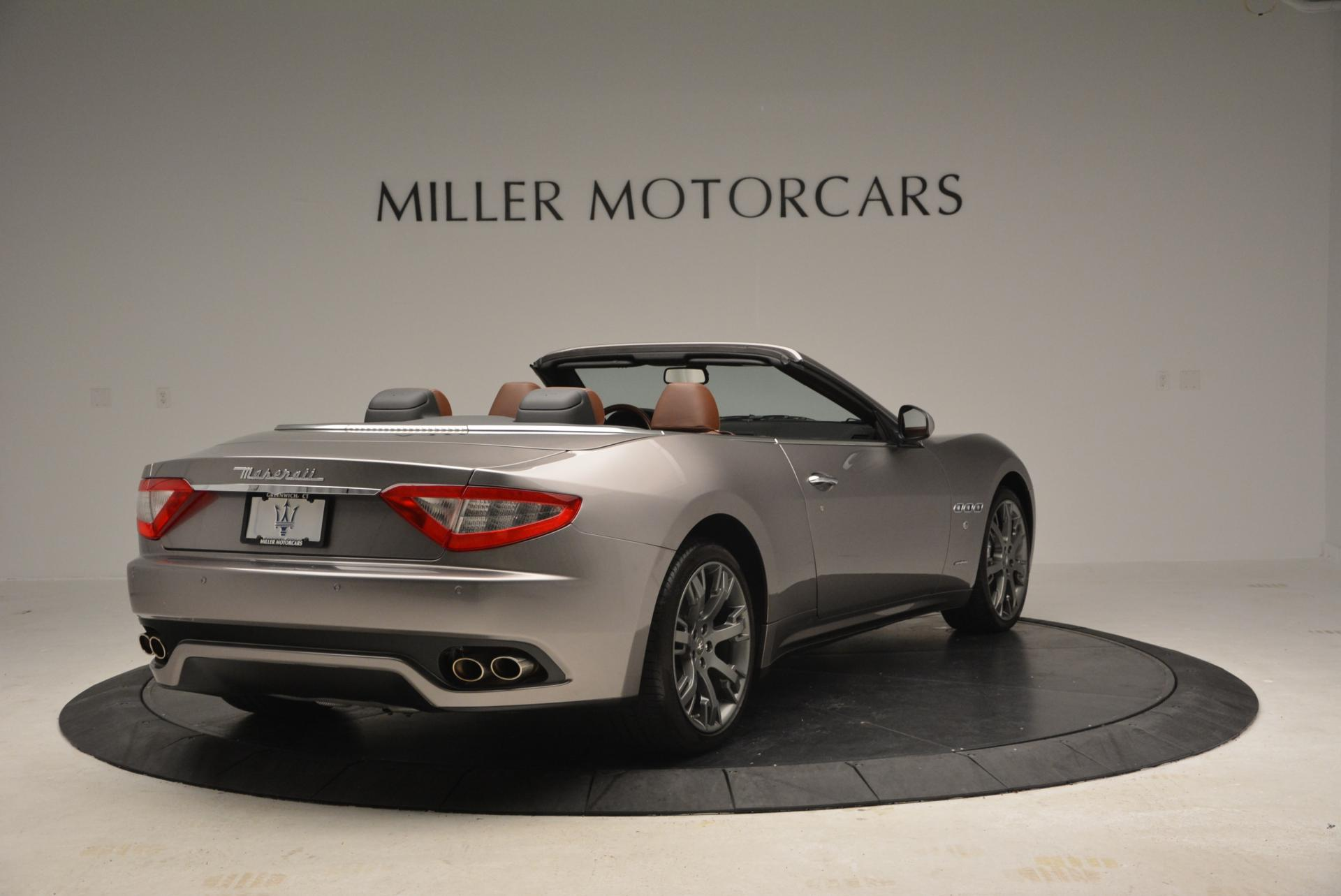Used 2012 Maserati GranTurismo  For Sale In Westport, CT 157_p7