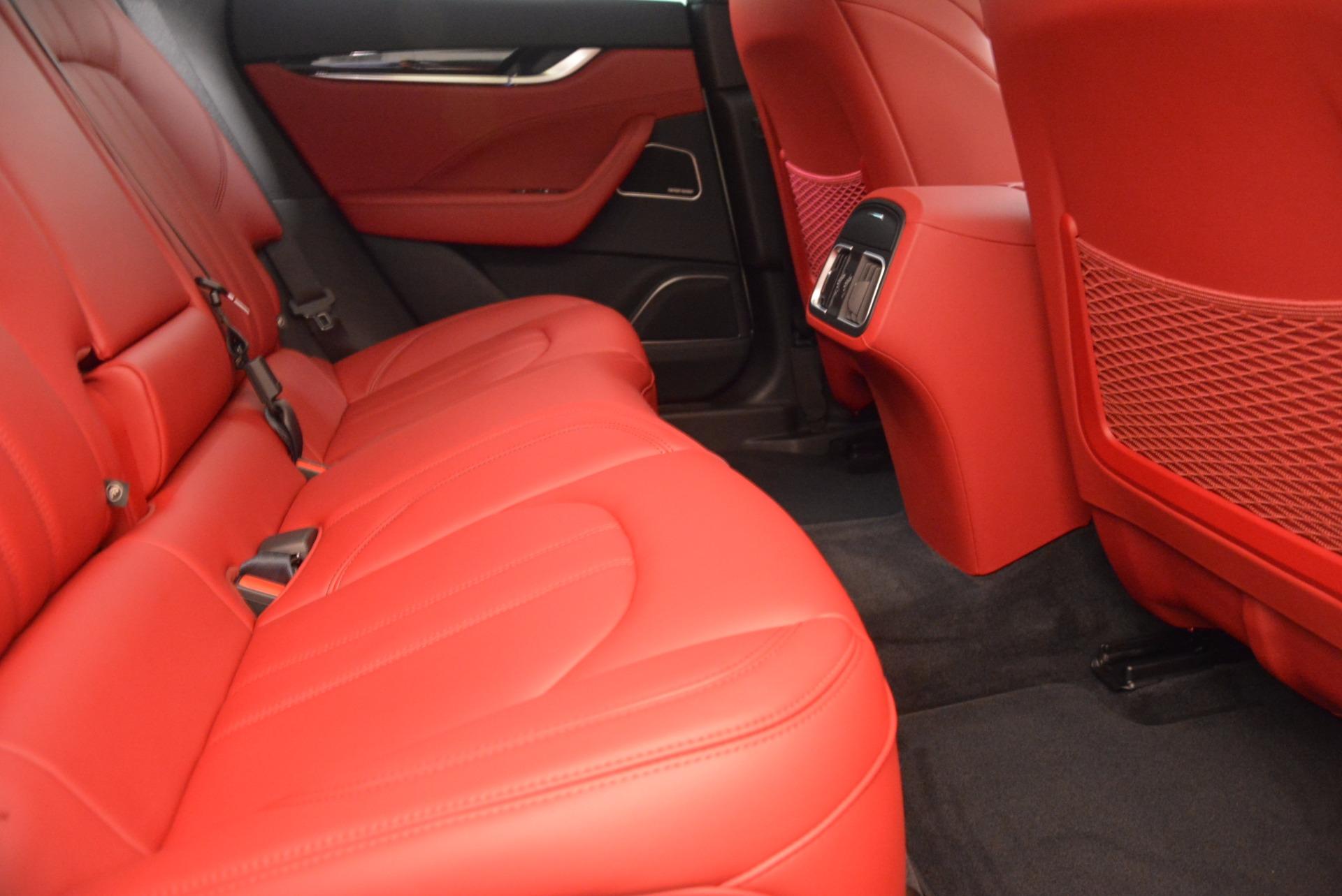 New 2018 Maserati Levante Q4 GranSport For Sale In Westport, CT 1570_p23