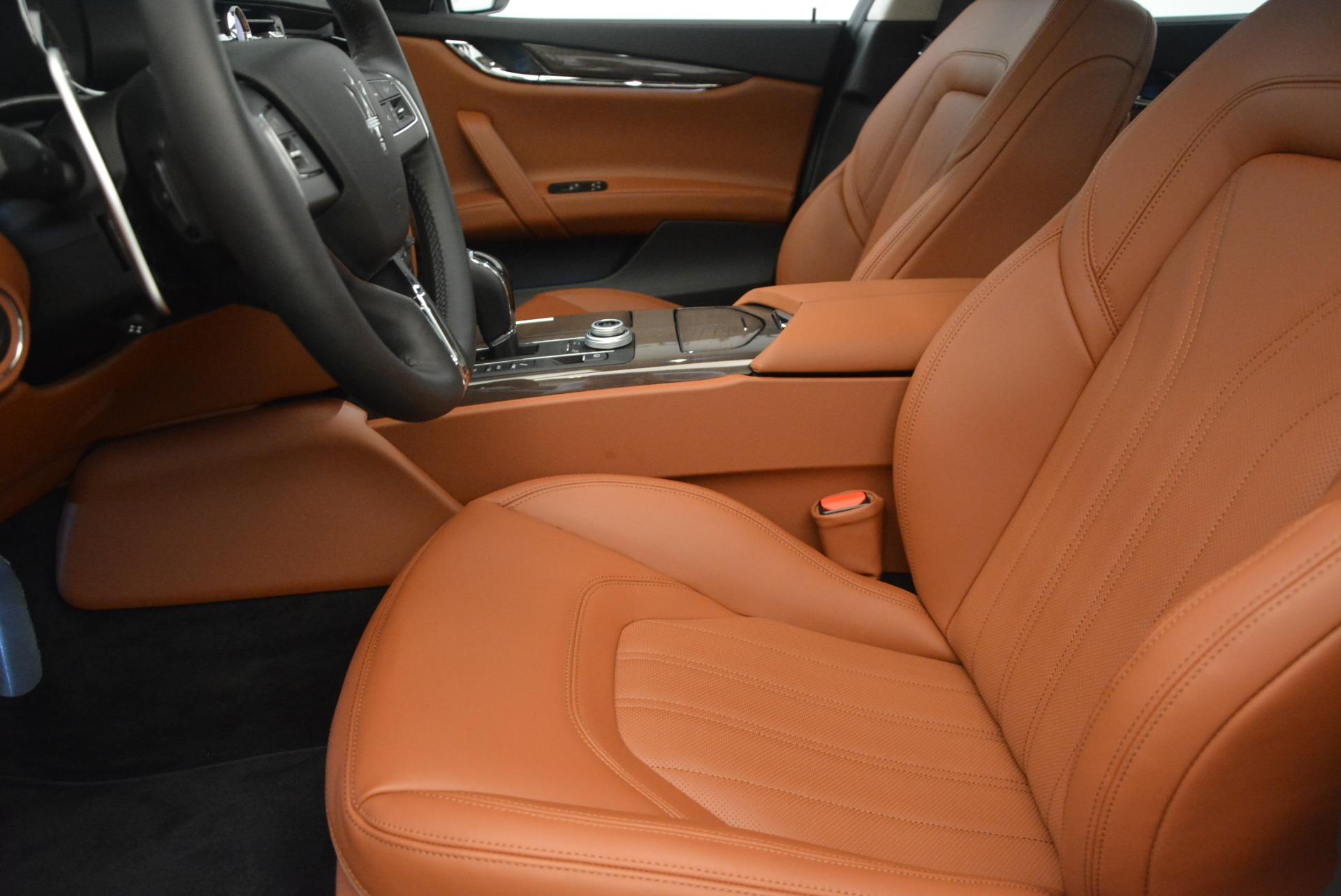 Used 2018 Maserati Quattroporte S Q4 GranLusso For Sale In Westport, CT 1572_p14