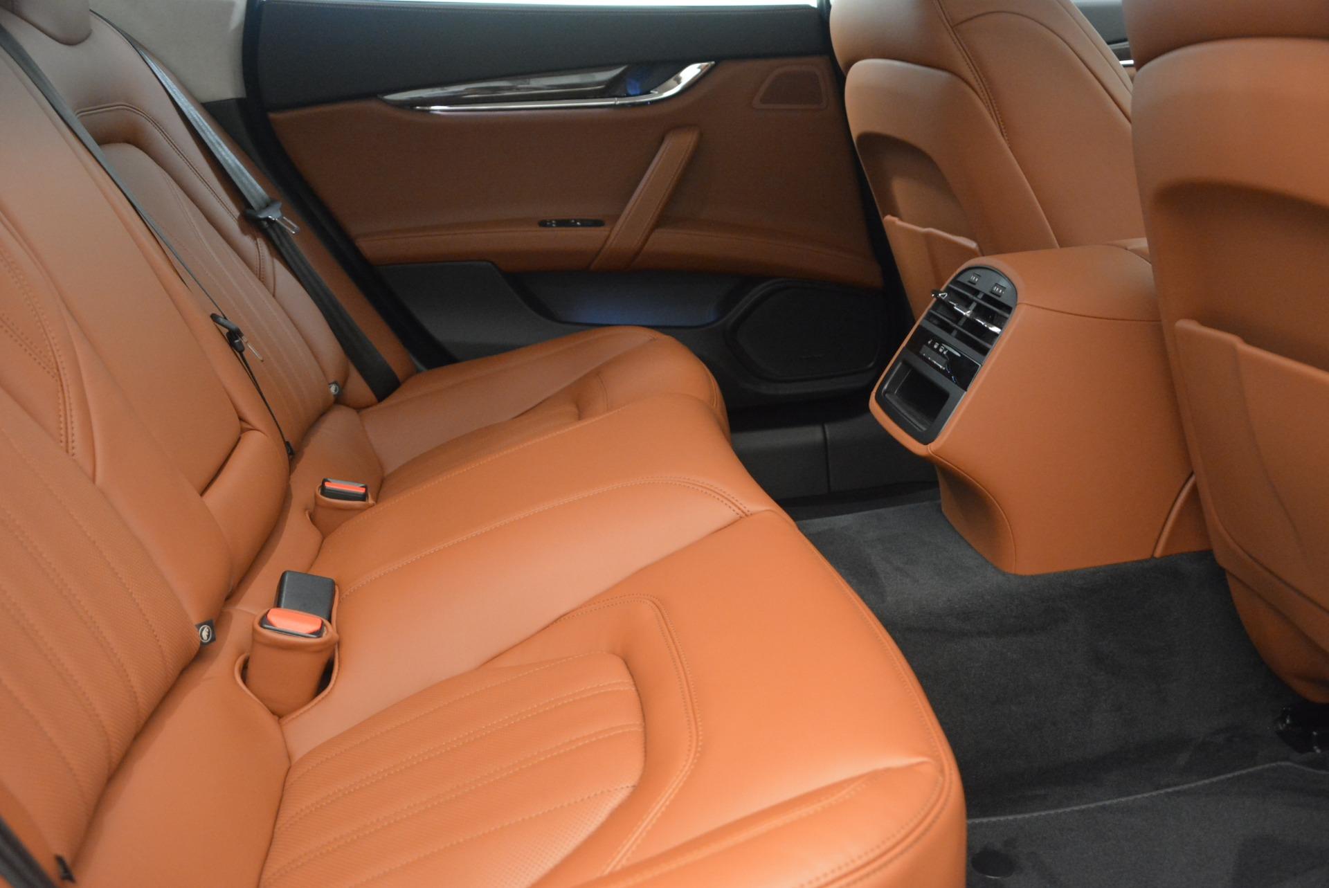 Used 2018 Maserati Quattroporte S Q4 GranLusso For Sale In Westport, CT 1572_p22