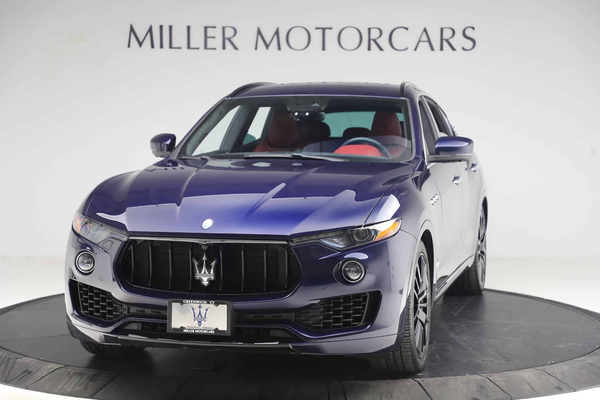 New 2018 Maserati Levante S GranSport For Sale In Westport, CT 1575_main