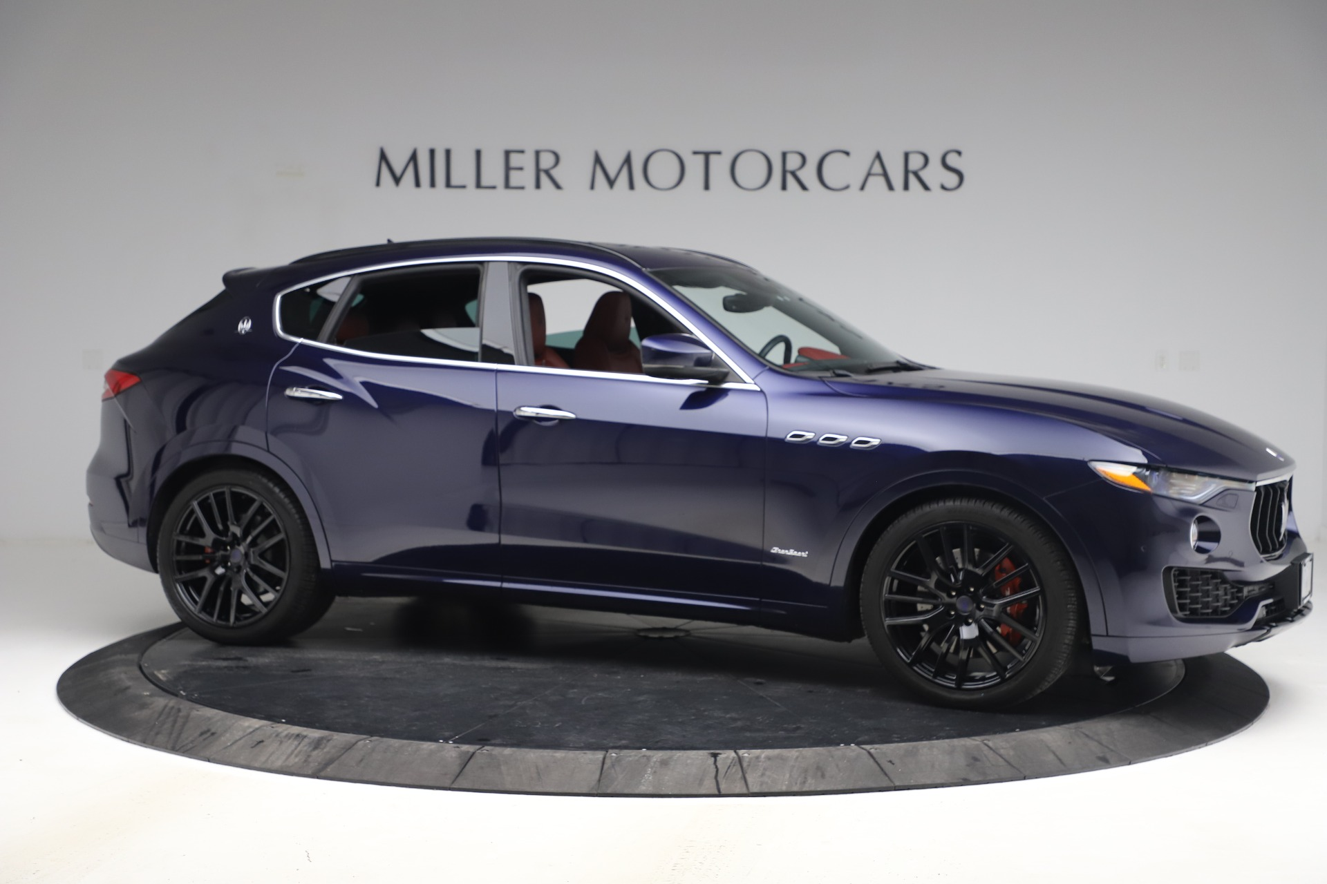 New 2018 Maserati Levante S GranSport For Sale In Westport, CT 1575_p11