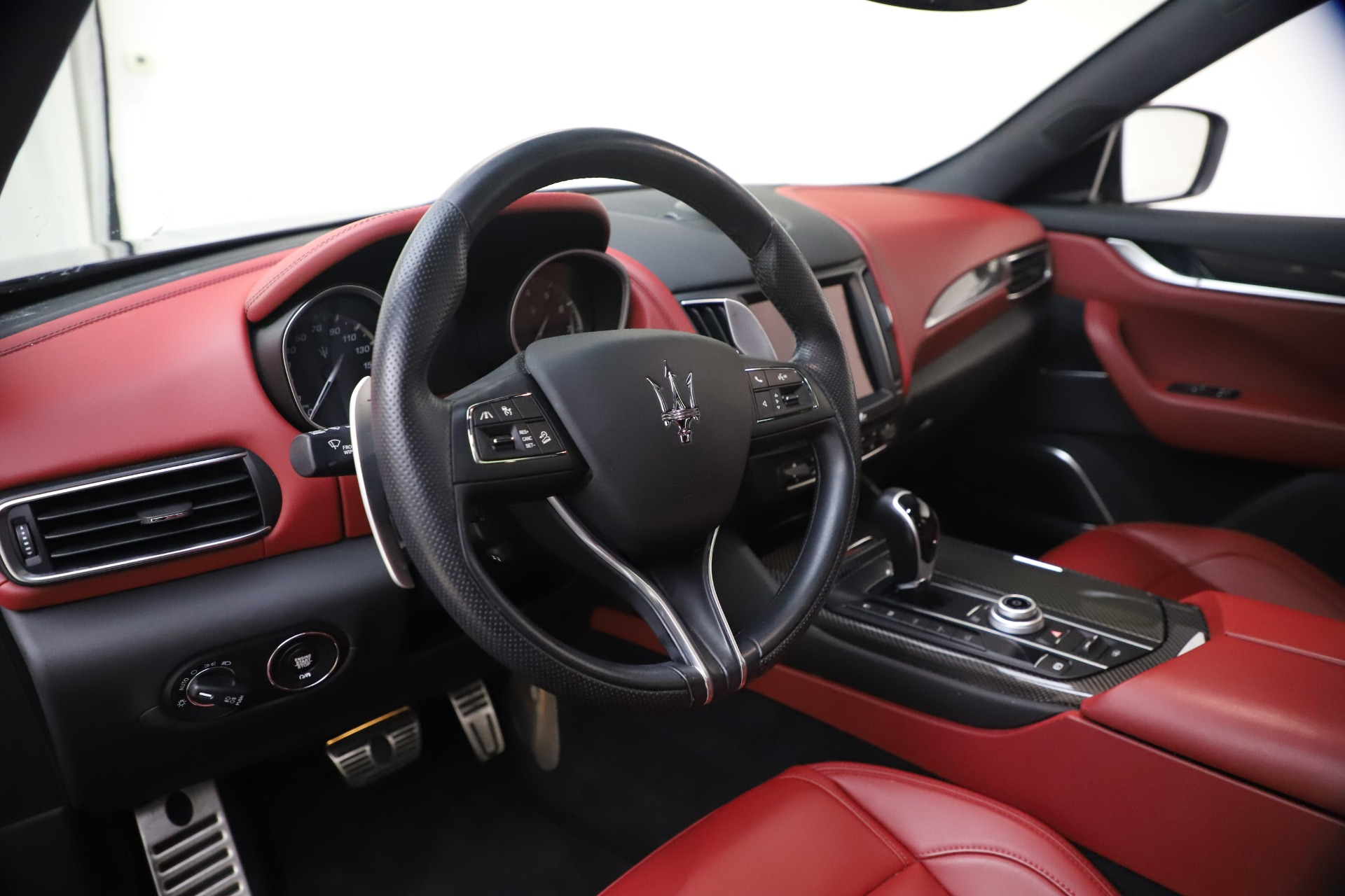 New 2018 Maserati Levante S GranSport For Sale In Westport, CT 1575_p16