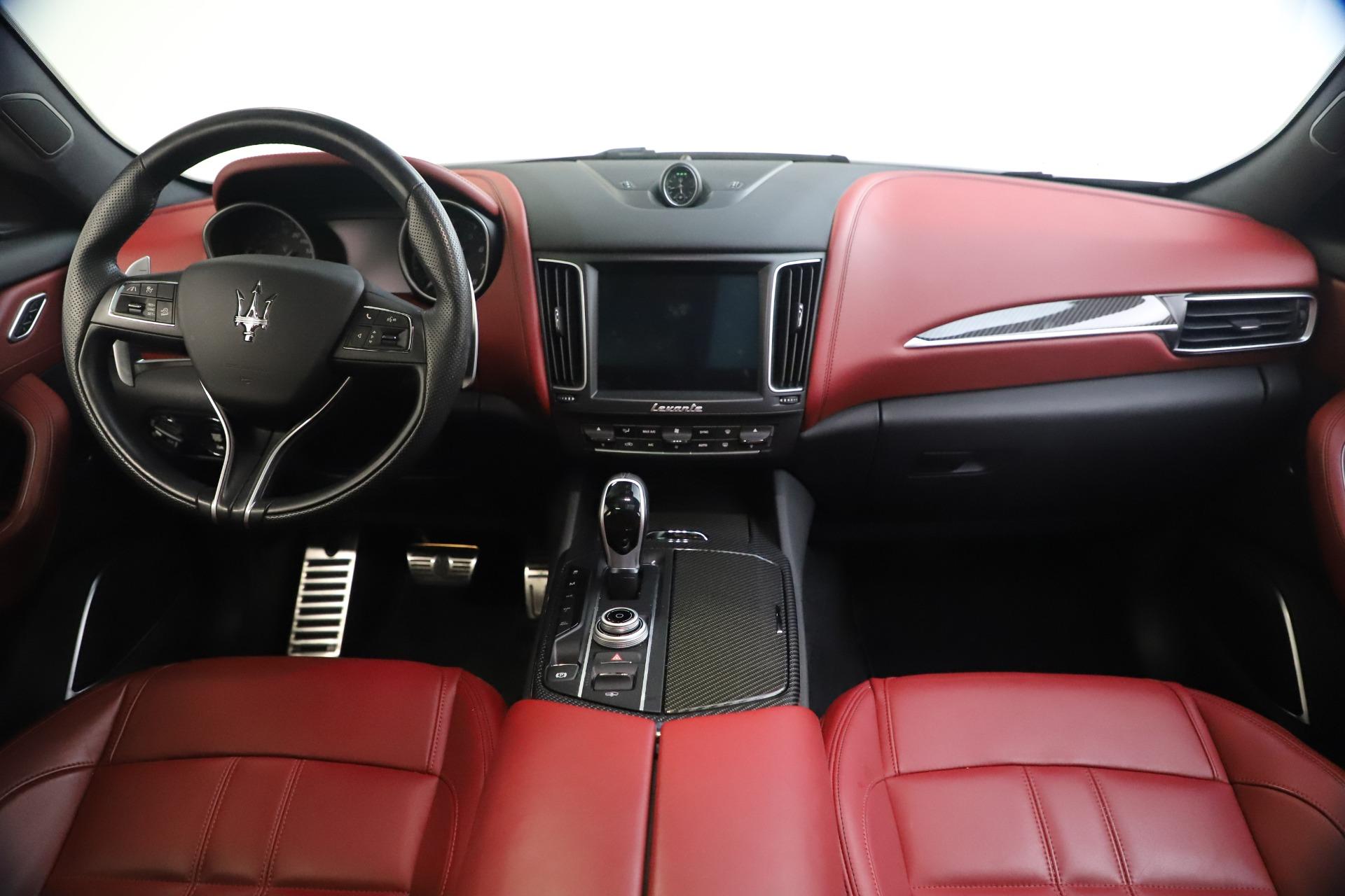 New 2018 Maserati Levante S GranSport For Sale In Westport, CT 1575_p17