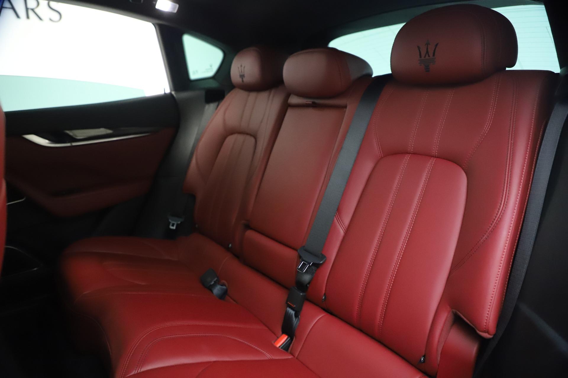 New 2018 Maserati Levante S GranSport For Sale In Westport, CT 1575_p19