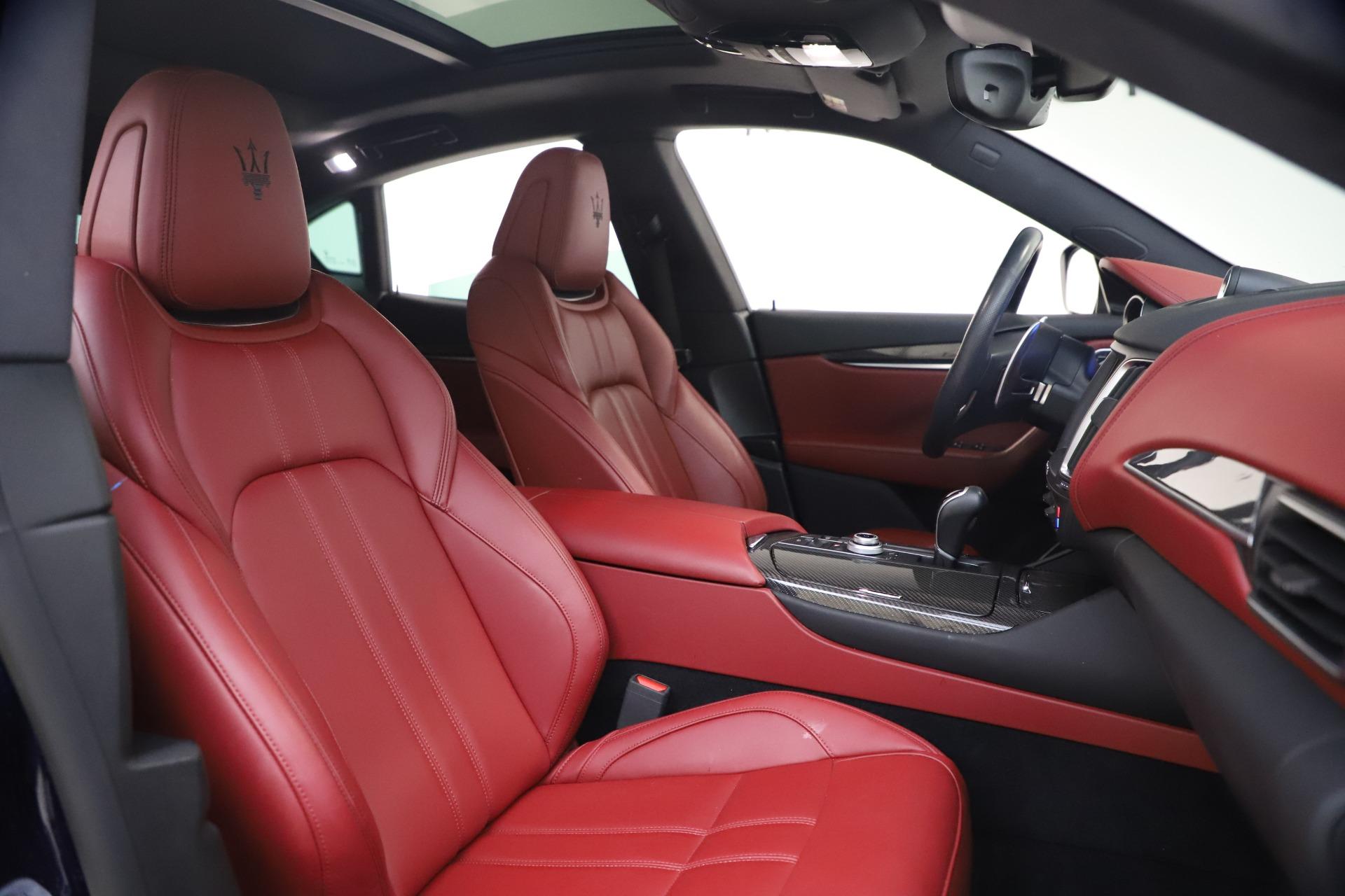 New 2018 Maserati Levante S GranSport For Sale In Westport, CT 1575_p22
