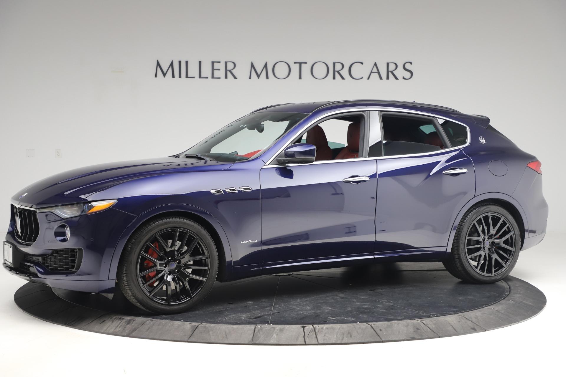 New 2018 Maserati Levante S GranSport For Sale In Westport, CT 1575_p3