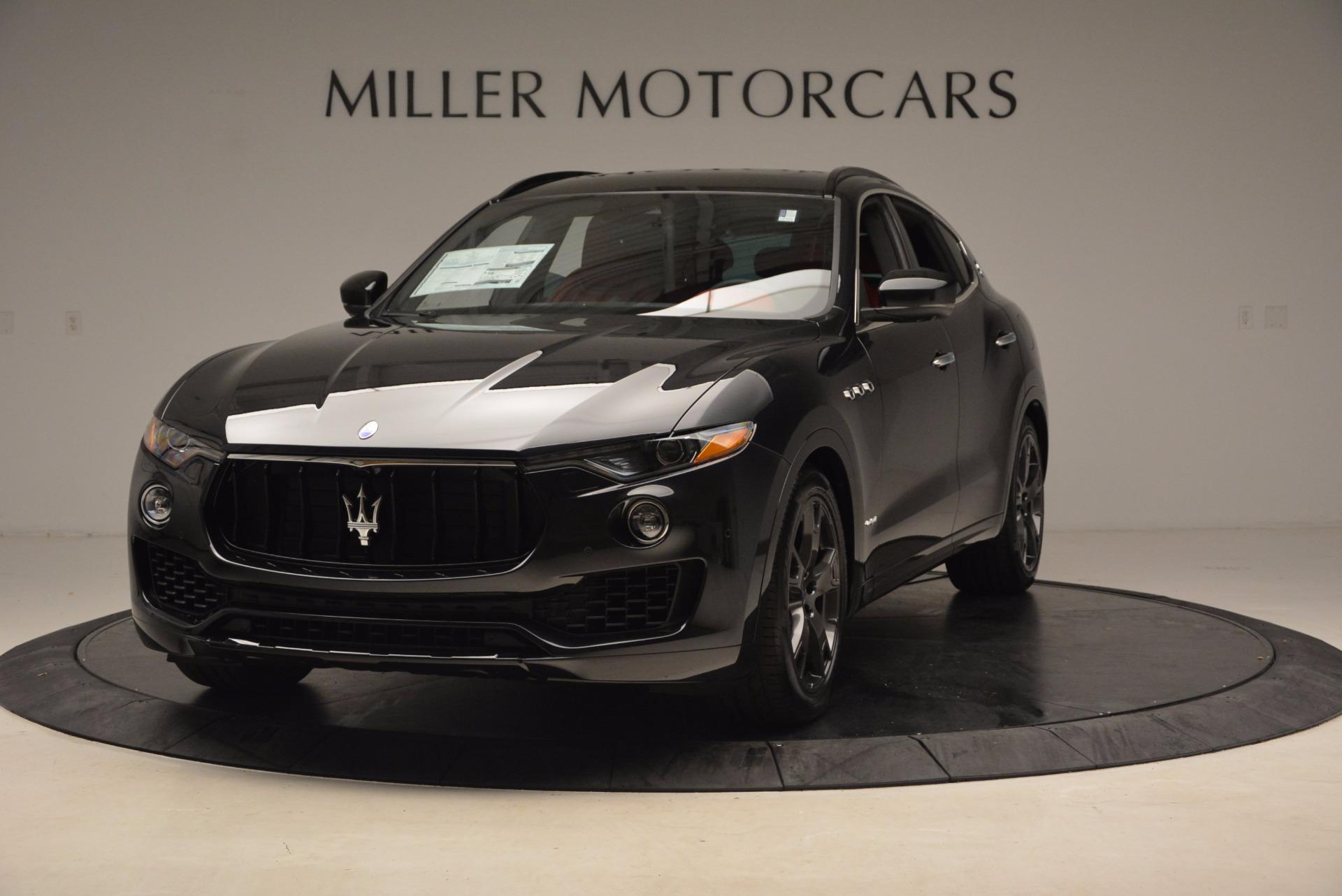 New 2018 Maserati Levante S Q4 For Sale In Westport, CT 1576_main