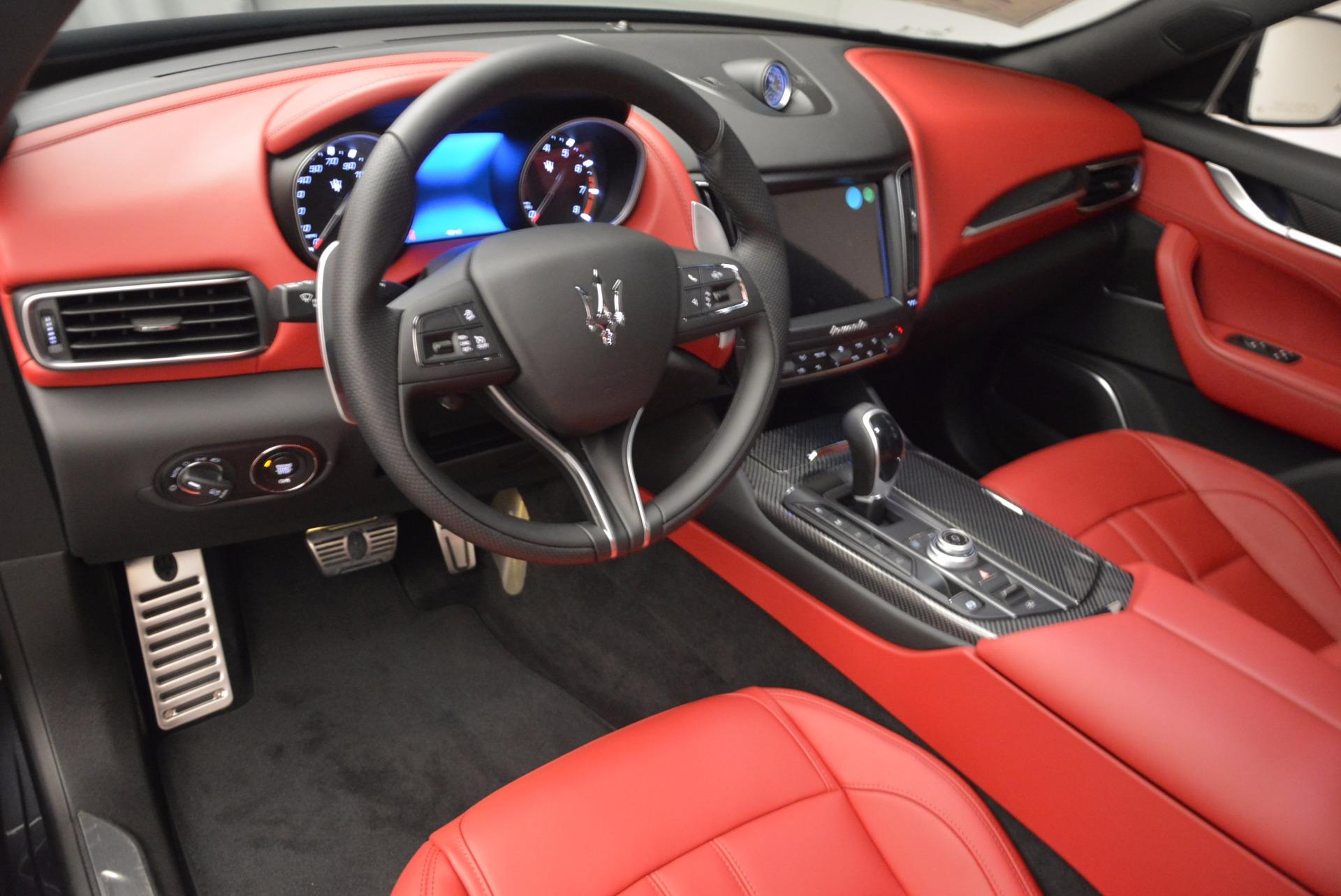 New 2018 Maserati Levante Q4 GranSport For Sale In Westport, CT 1577_p13