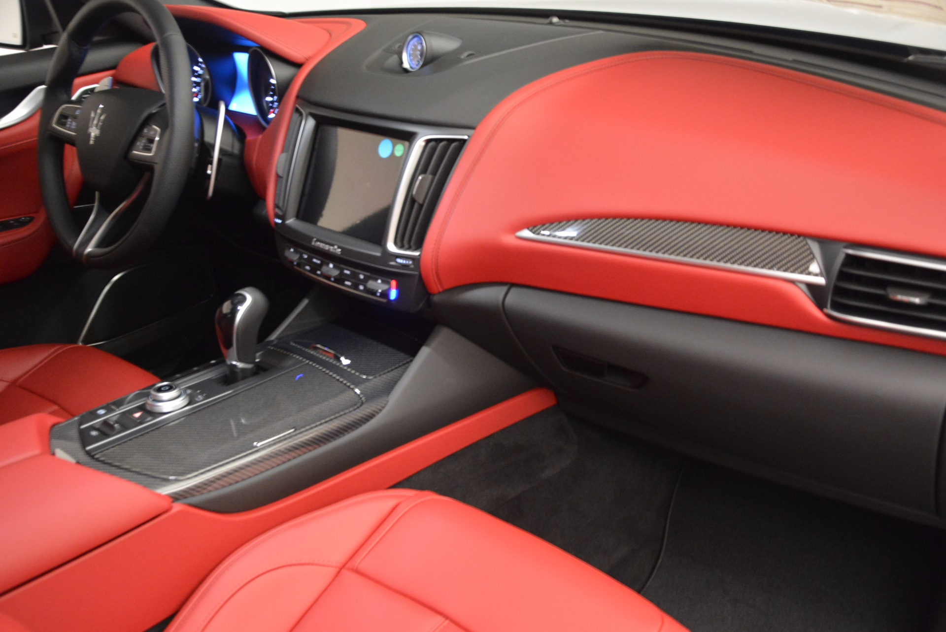 New 2018 Maserati Levante Q4 GranSport For Sale In Westport, CT 1577_p14