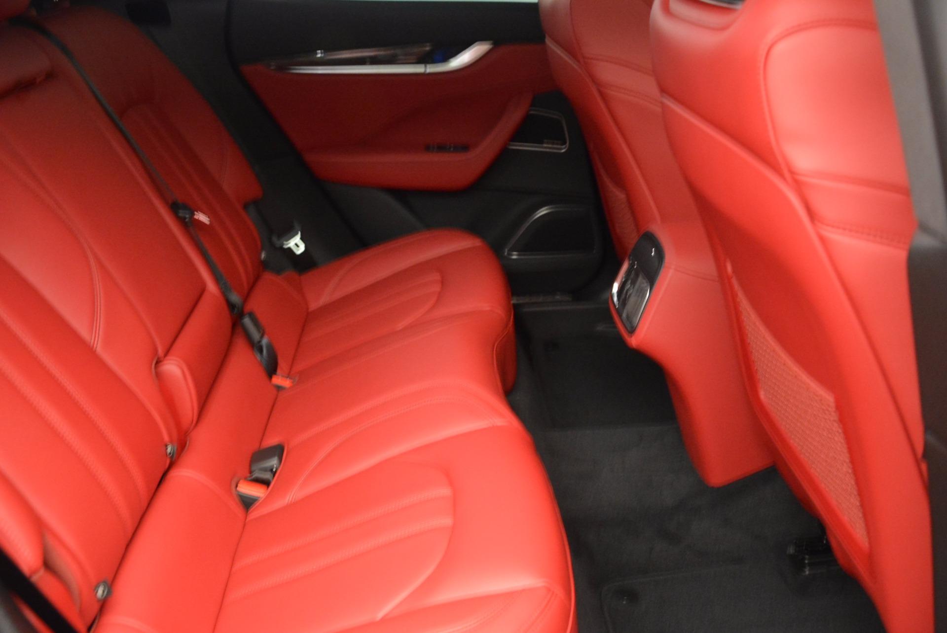 New 2018 Maserati Levante Q4 GranSport For Sale In Westport, CT 1577_p24