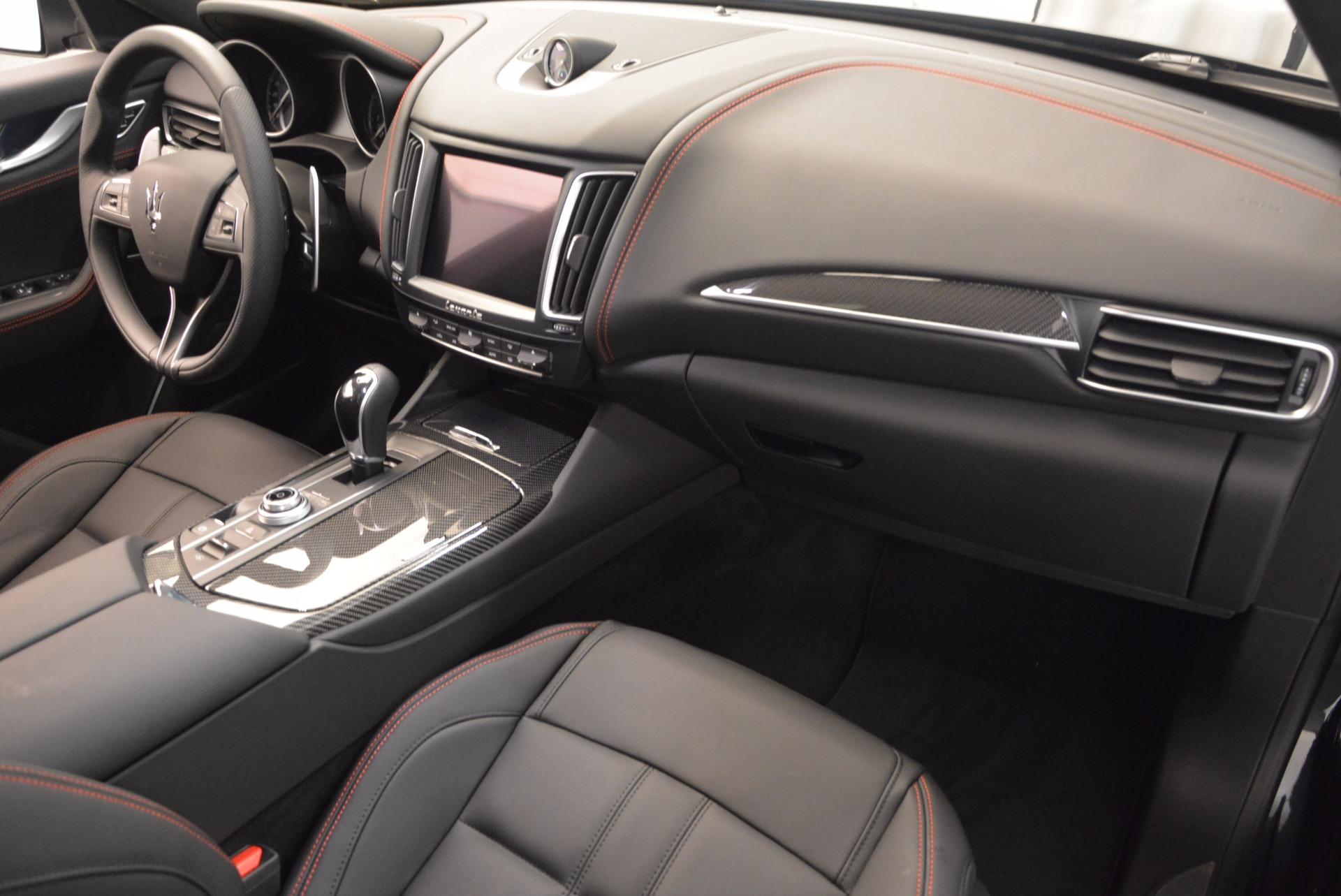 New 2018 Maserati Levante S Q4 GRANSPORT For Sale In Westport, CT 1578_p19