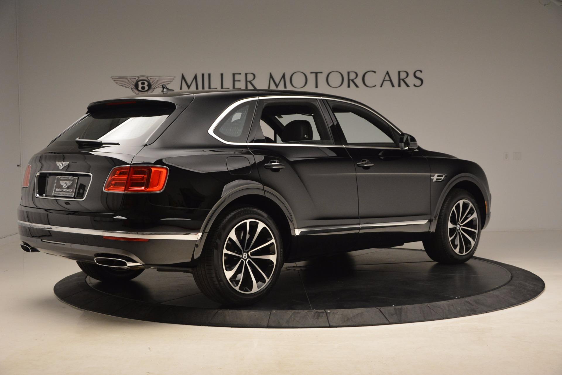 New 2018 Bentley Bentayga Onyx For Sale In Westport, CT 1579_p10