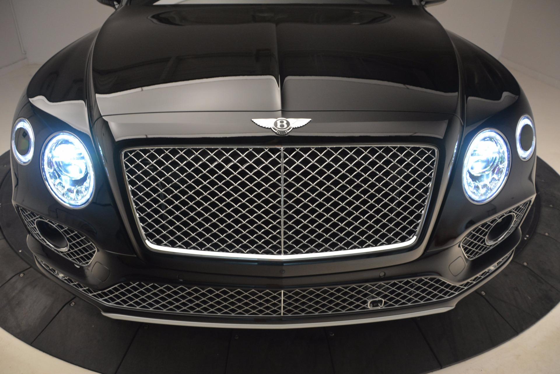 New 2018 Bentley Bentayga Onyx For Sale In Westport, CT 1579_p15