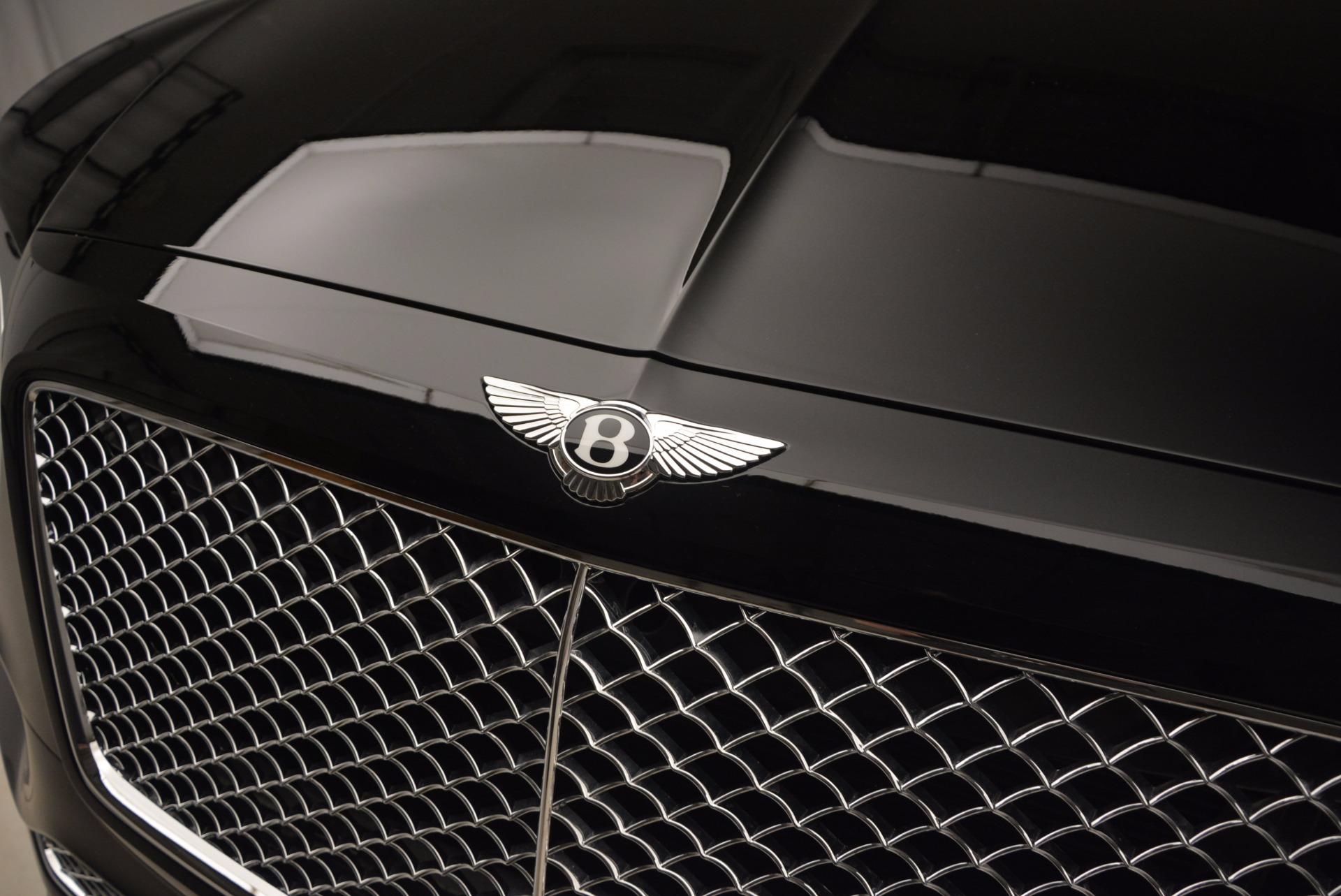 New 2018 Bentley Bentayga Onyx For Sale In Westport, CT 1579_p16