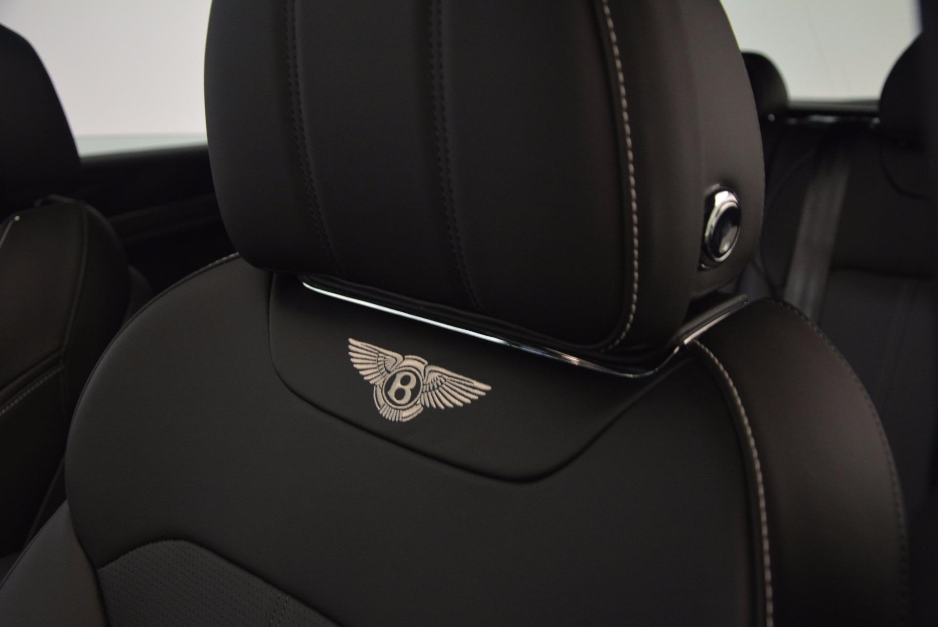 New 2018 Bentley Bentayga Onyx For Sale In Westport, CT 1579_p21