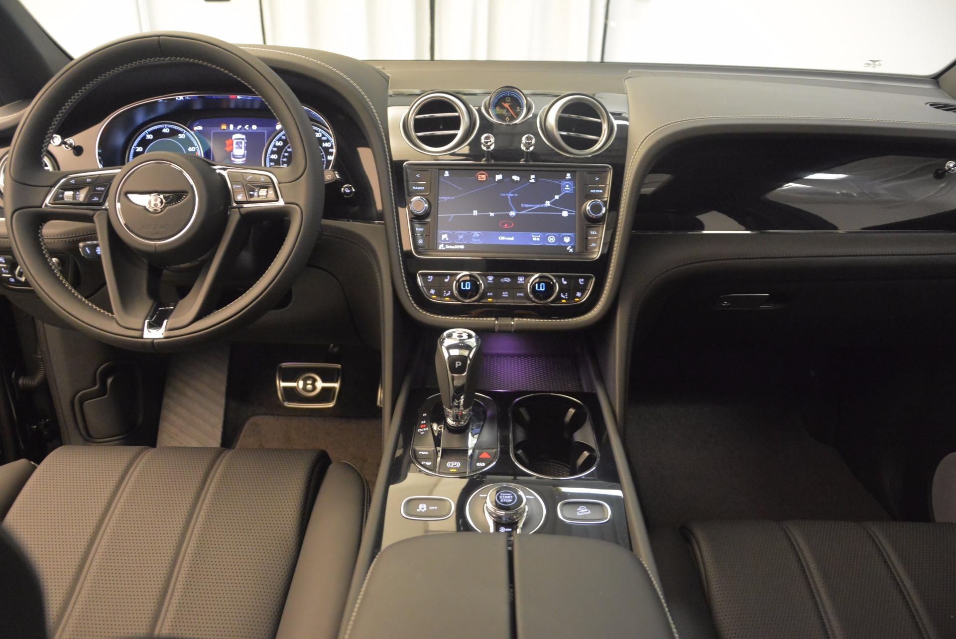 New 2018 Bentley Bentayga Onyx For Sale In Westport, CT 1579_p35