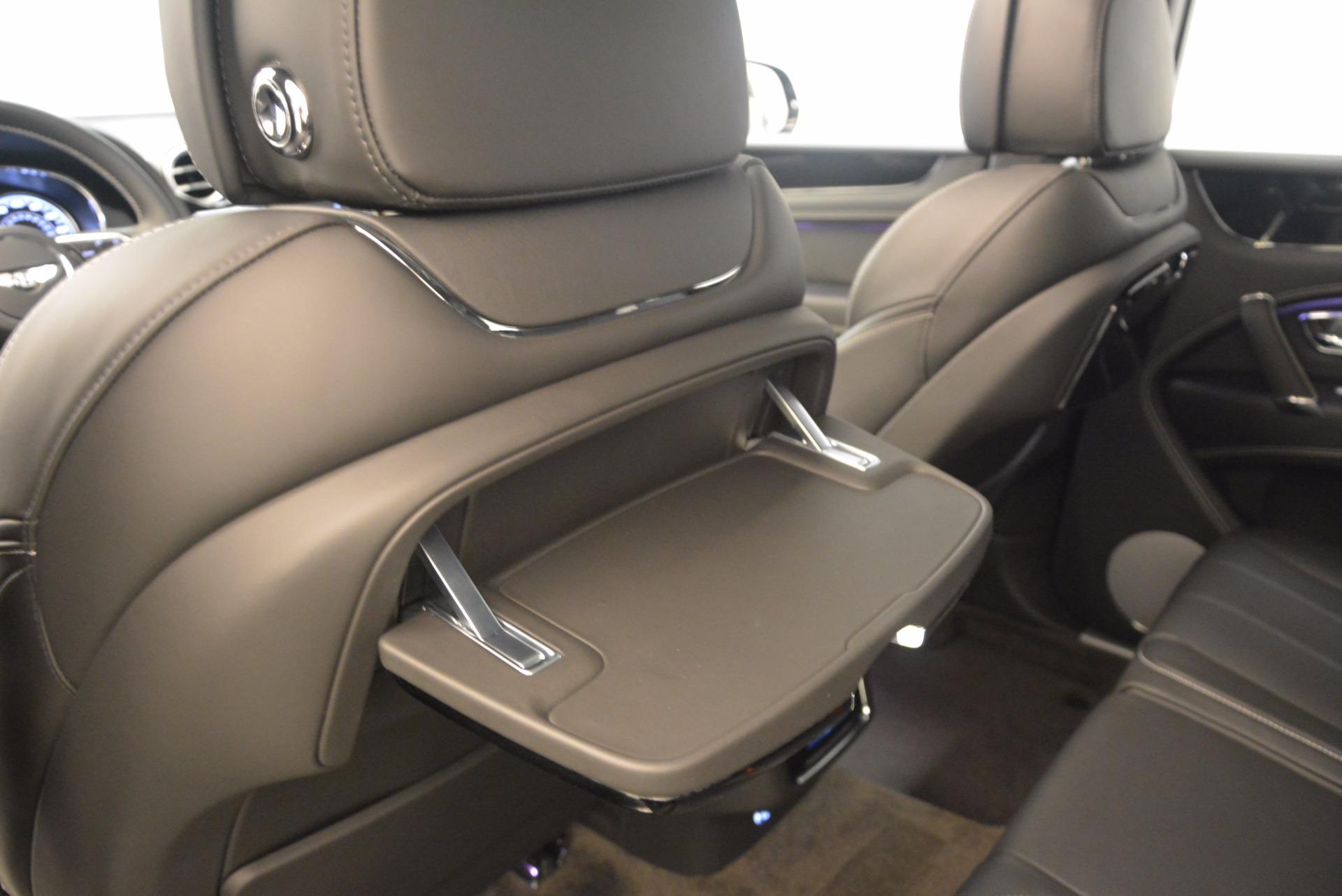 New 2018 Bentley Bentayga Onyx For Sale In Westport, CT 1579_p43