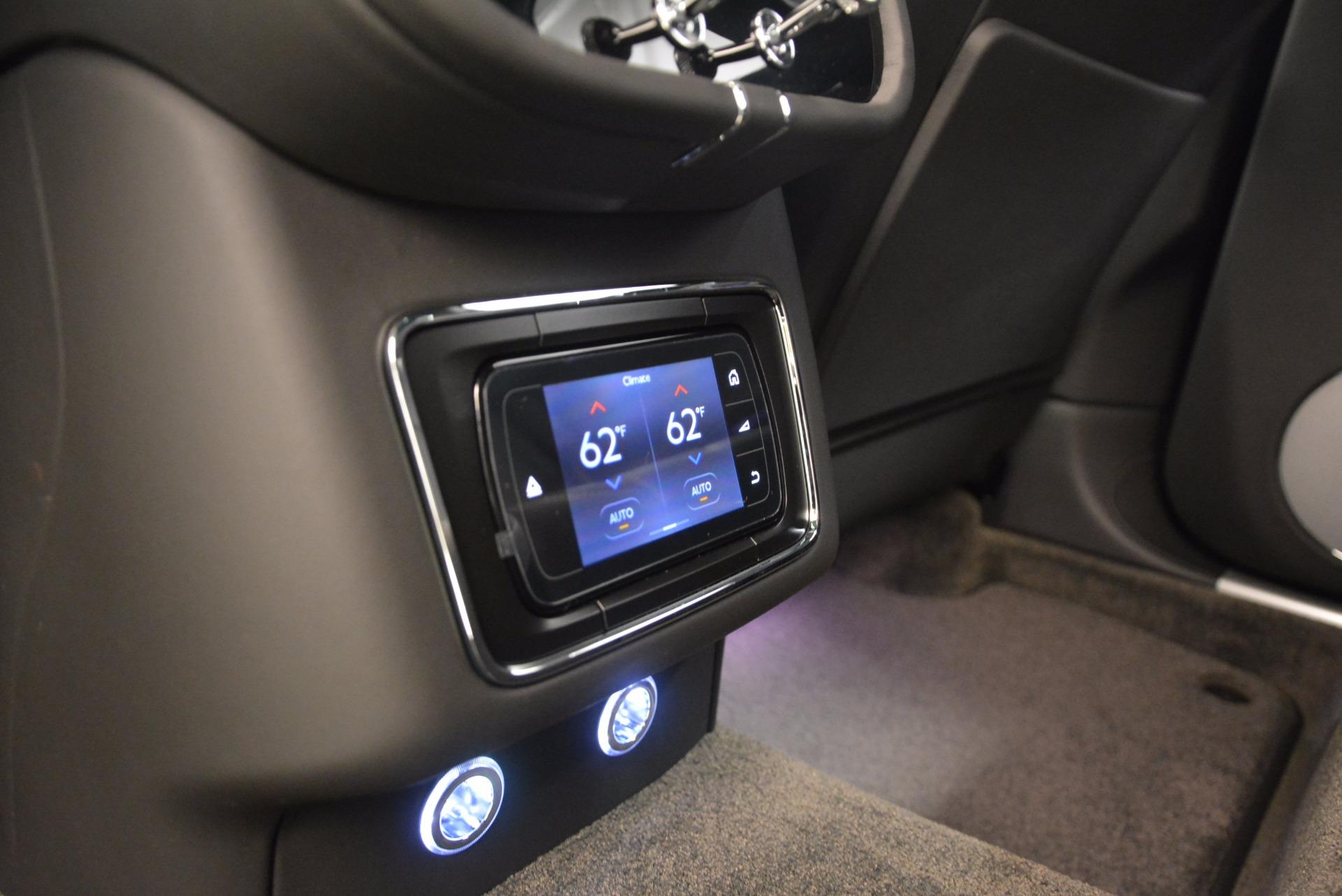 New 2018 Bentley Bentayga Onyx For Sale In Westport, CT 1579_p45