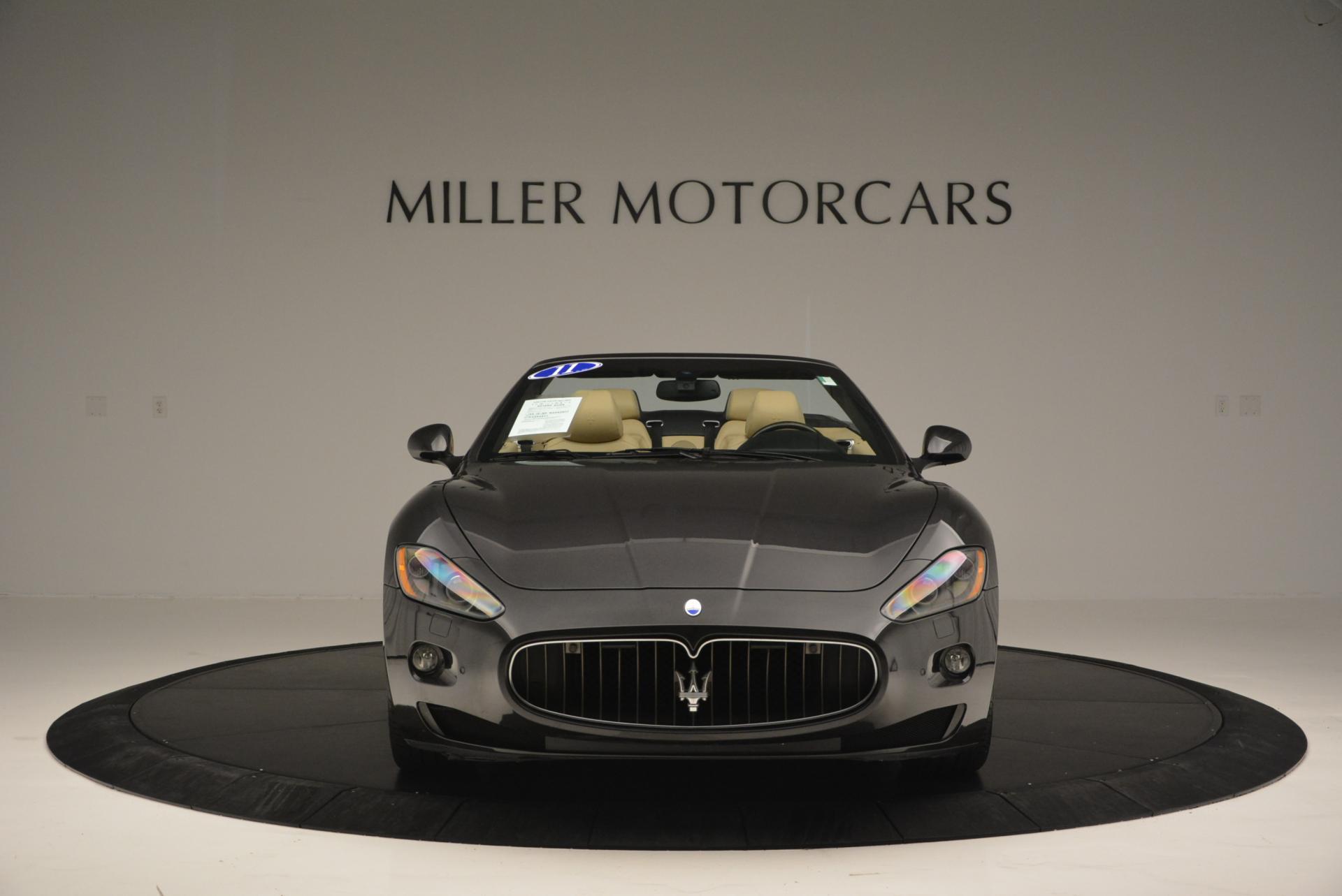 Used 2011 Maserati GranTurismo Base For Sale In Westport, CT 158_p12