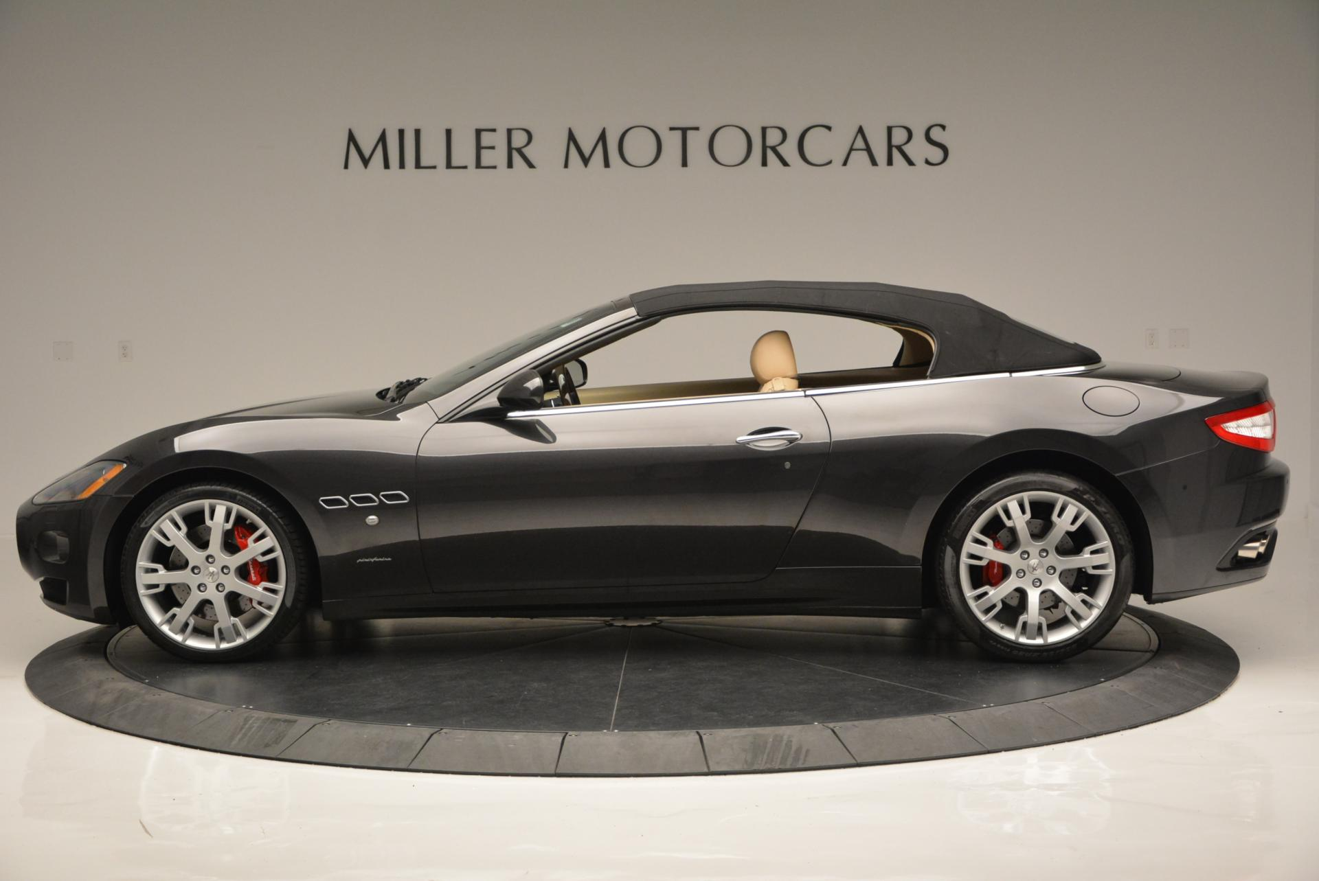 Used 2011 Maserati GranTurismo Base For Sale In Westport, CT 158_p15